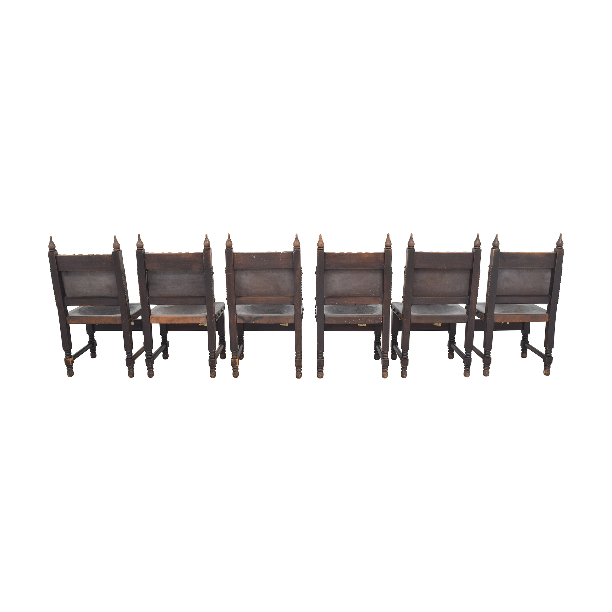 shop Carved Mexican Dining Chairs