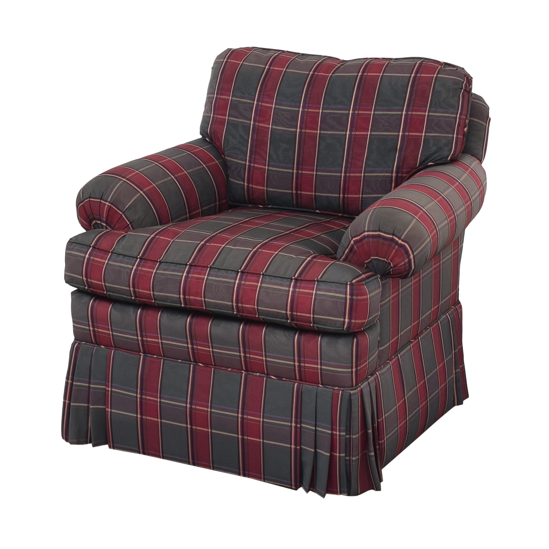 Kravet Kravet Plaid Accent Chair price