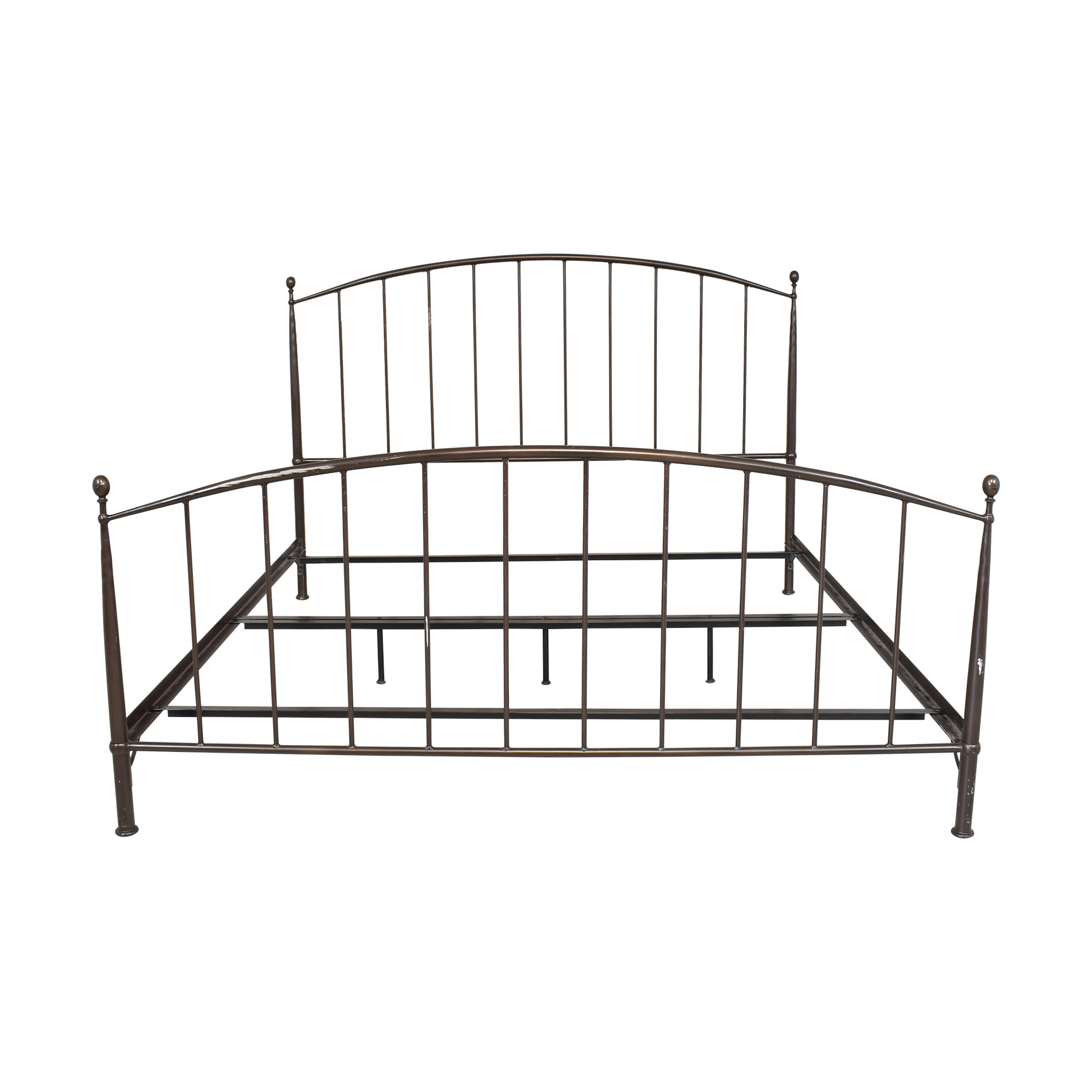 Charles P. Rogers Charles P. Rogers King Bed Bed Frames