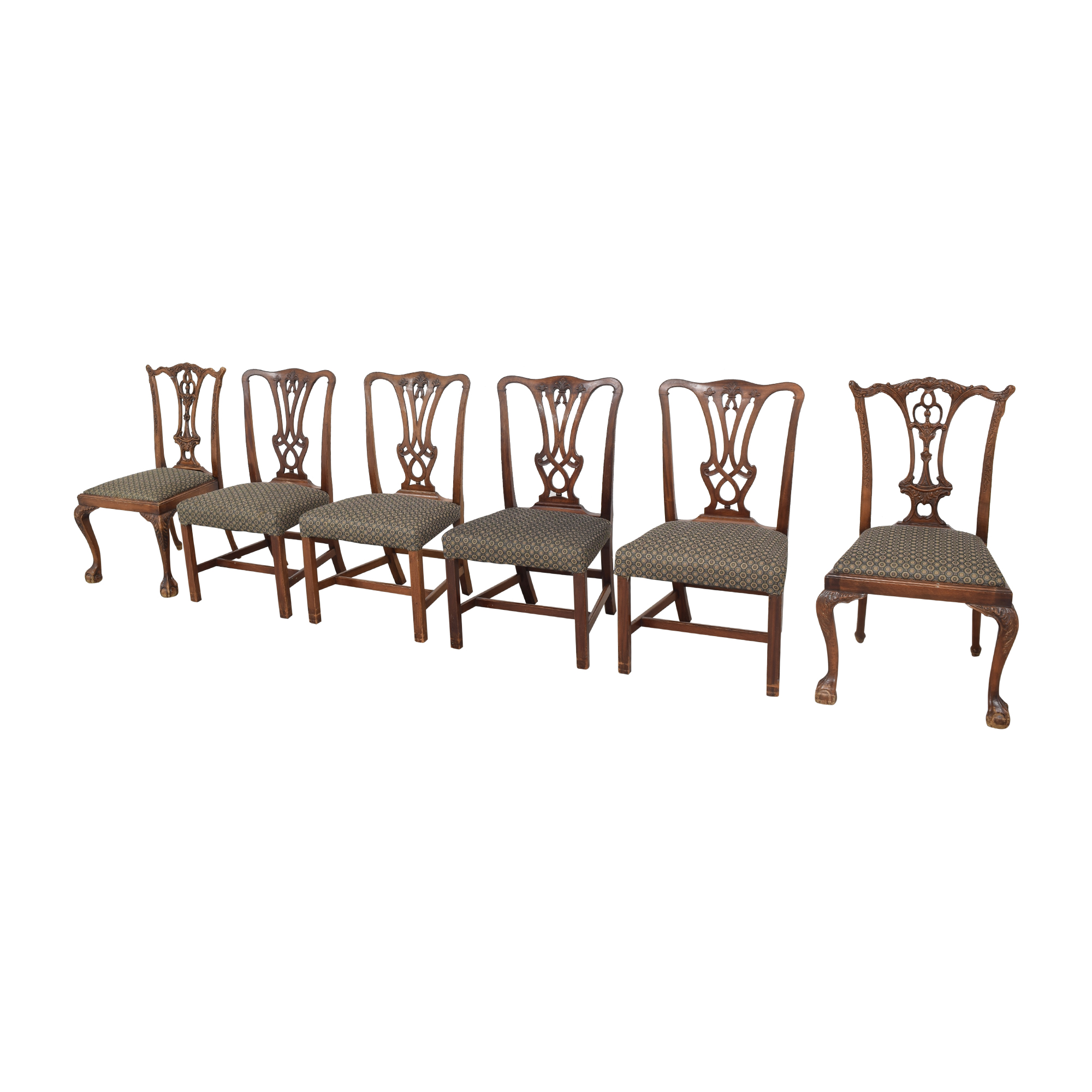 shop  Carved Back Upholstered Dining Chairs online