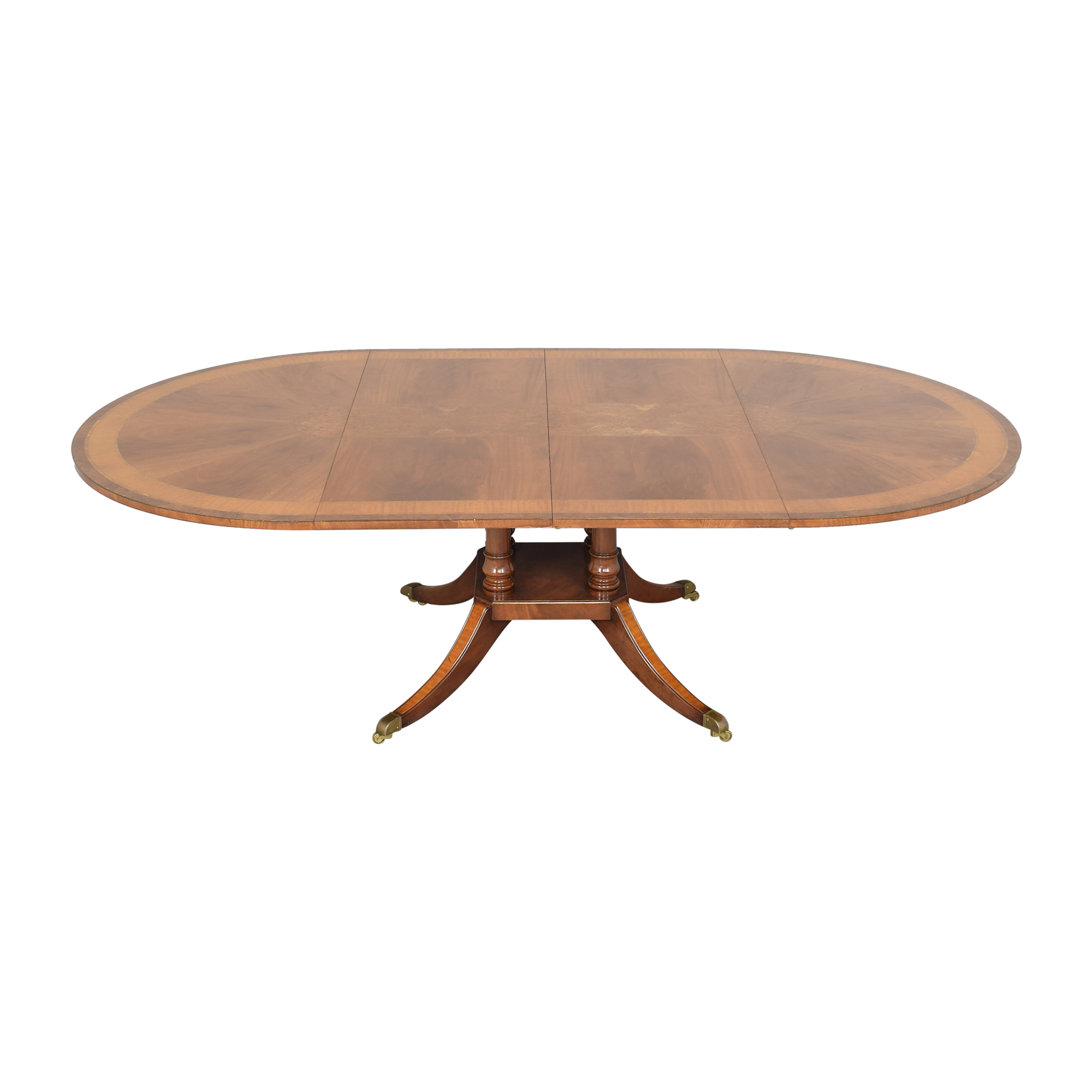 Round Extendable Dining Table nj