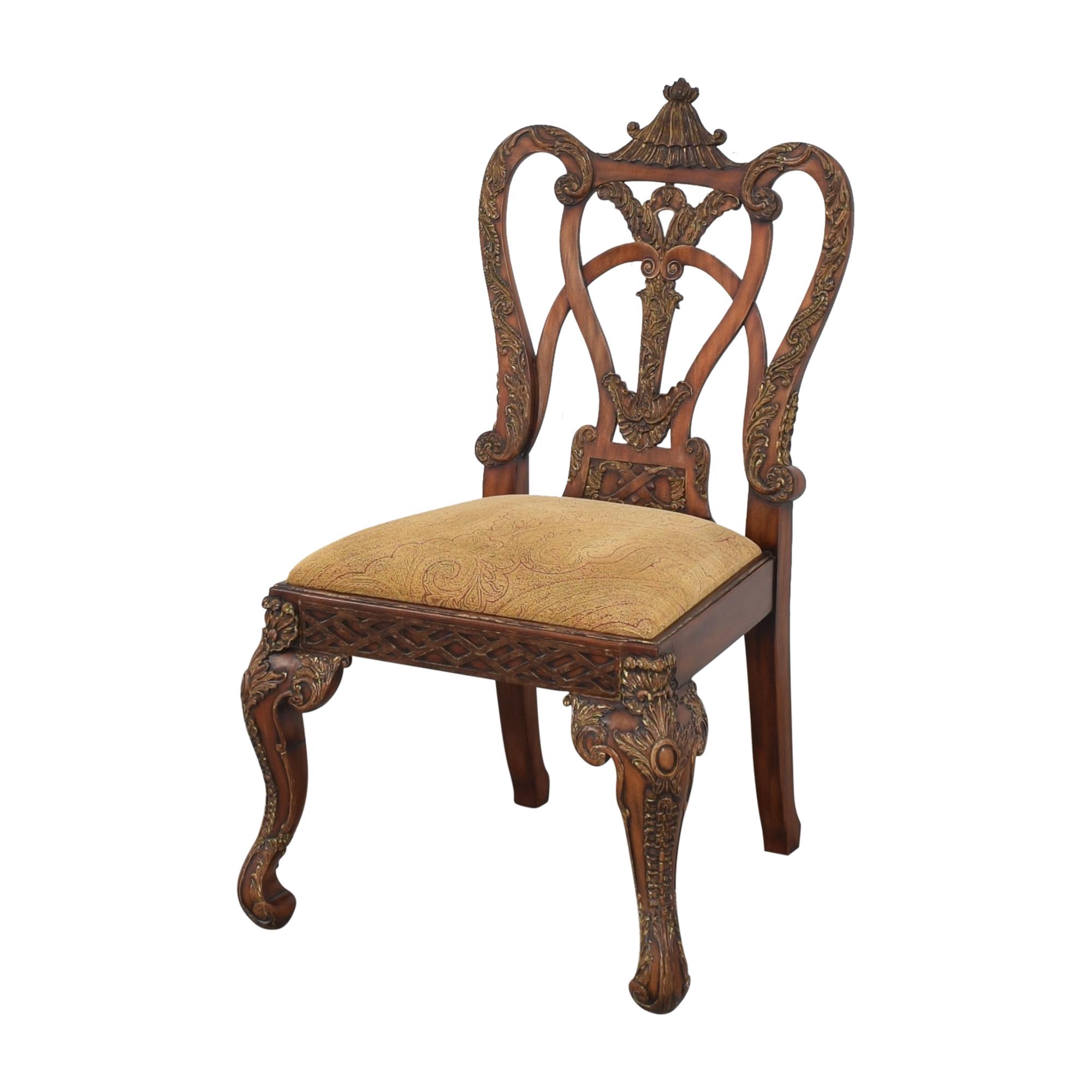 buy Maitland-Smith Maitland-Smith Decorative Dining Chair online