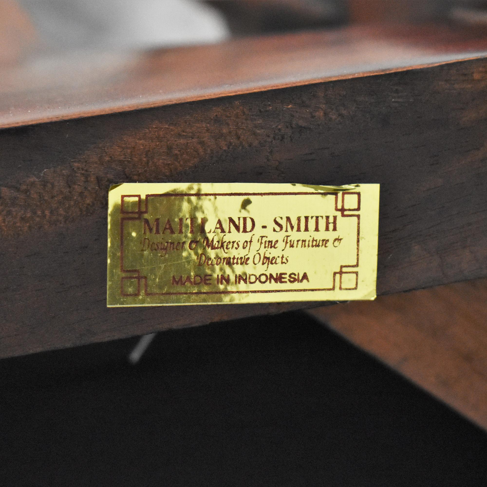 Maitland-Smith Maitland-Smith Decorative Dining Chair nyc