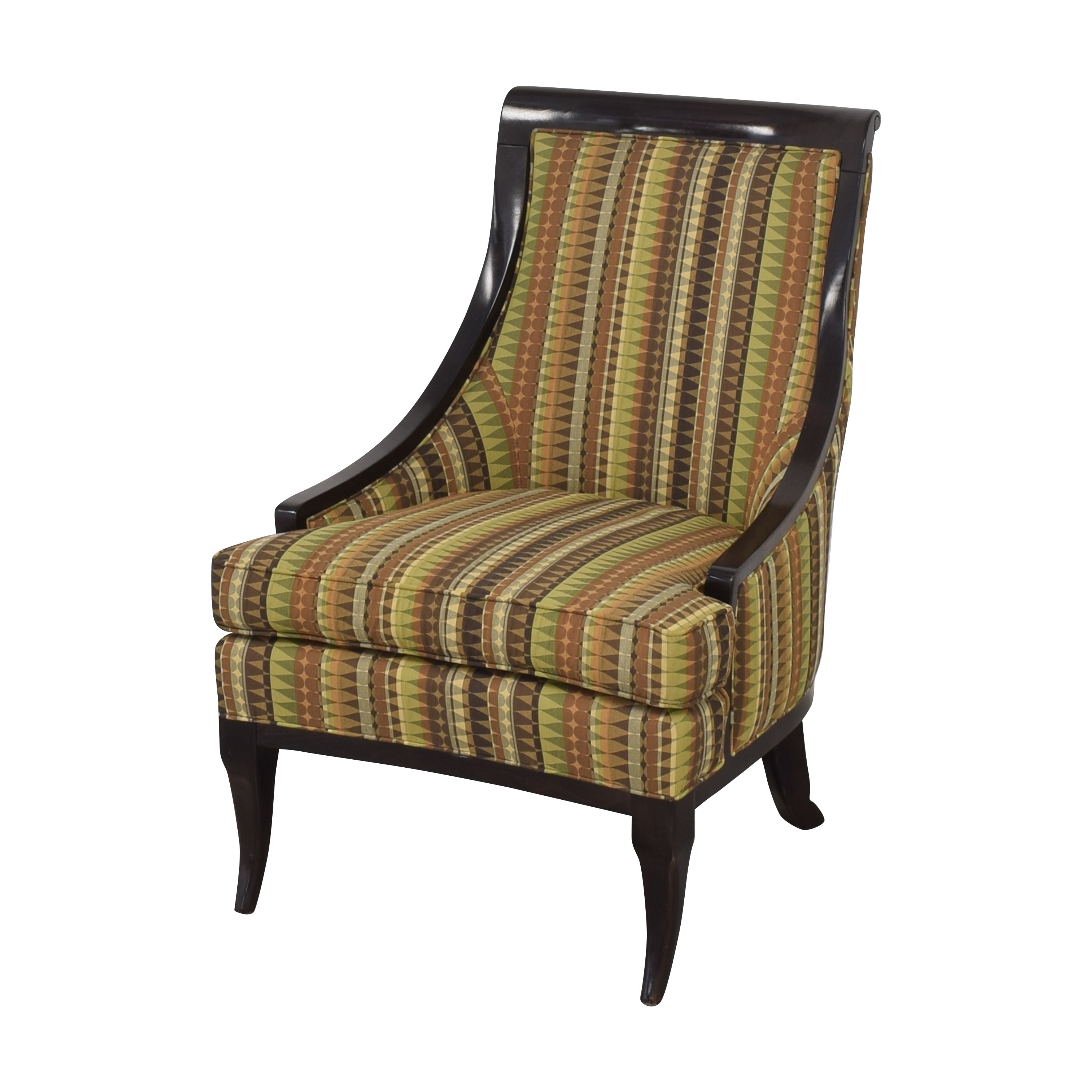 Century Furniture Century Furniture Upholstered Accent Chair dimensions