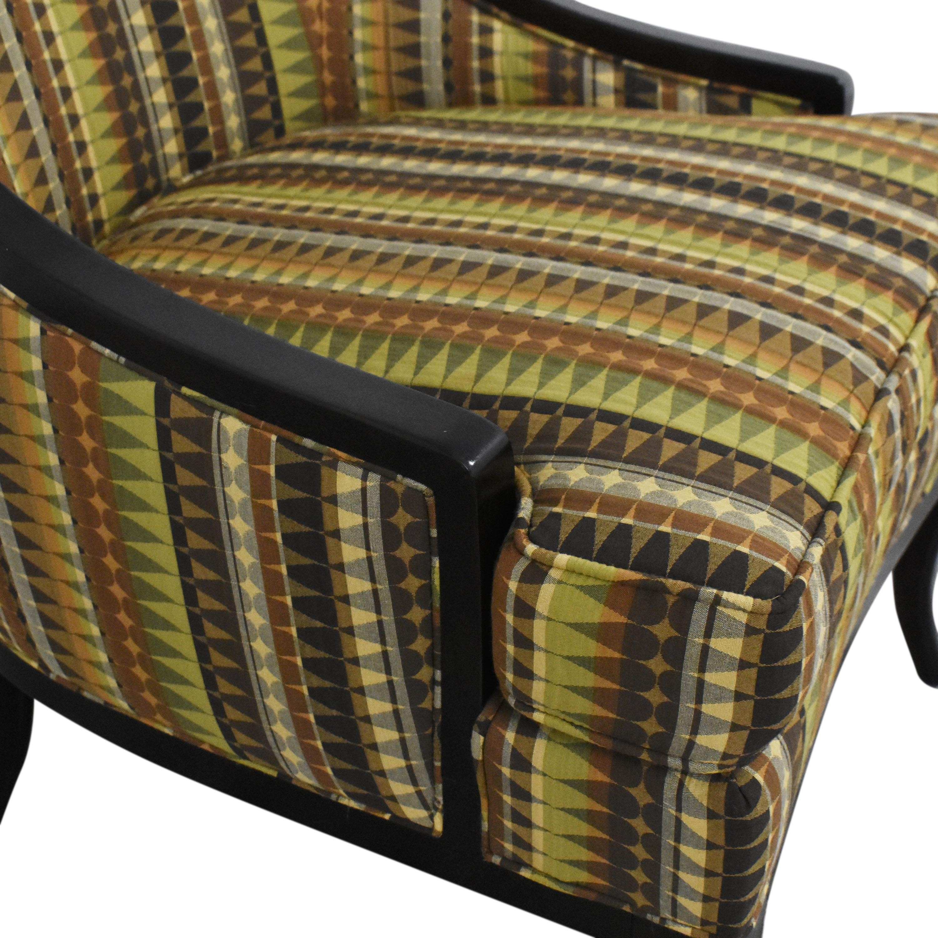 Century Furniture Century Furniture Upholstered Accent Chair for sale