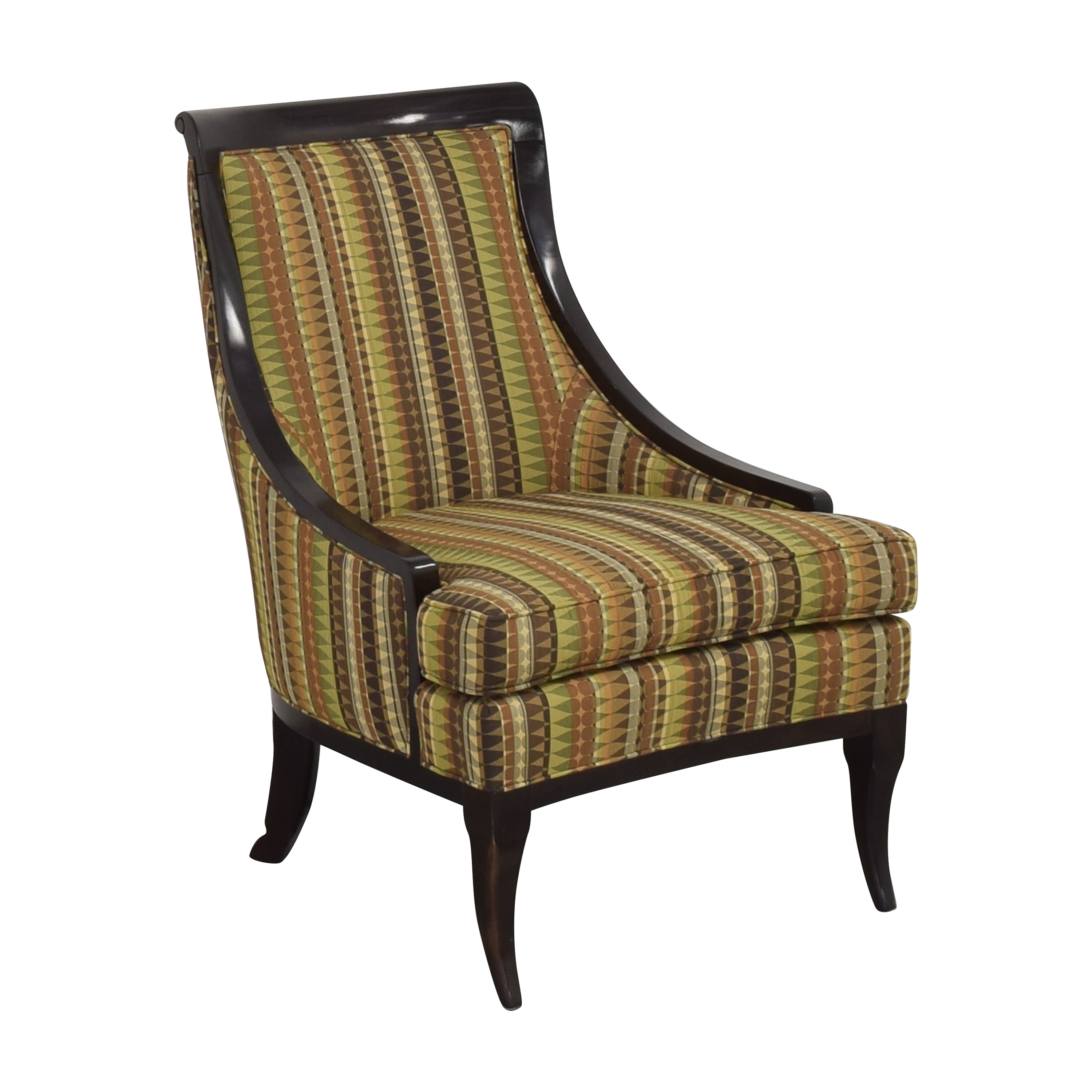 Century Furniture Century Furniture Upholstered Accent Chair second hand