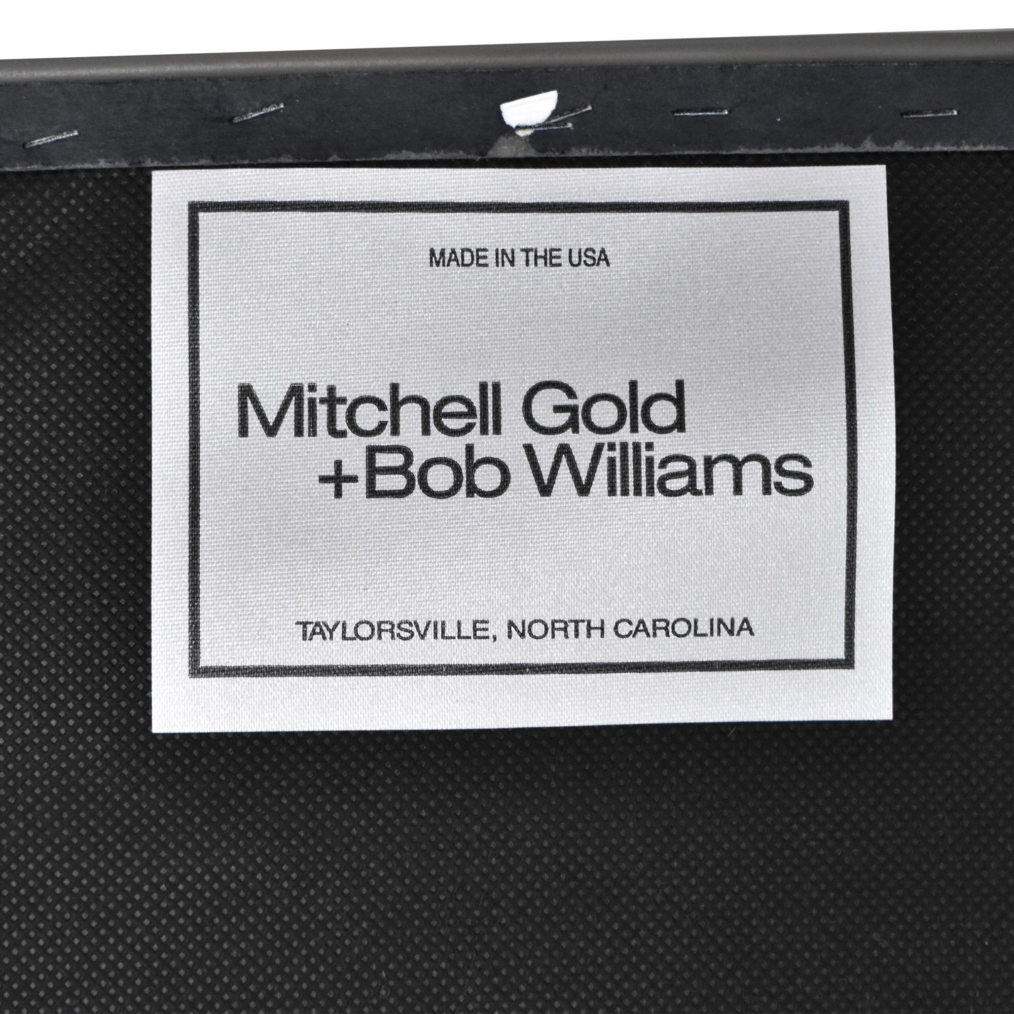 shop Mitchell Gold + Bob Williams Major Chair & Ottoman Mitchell Gold + Bob Williams