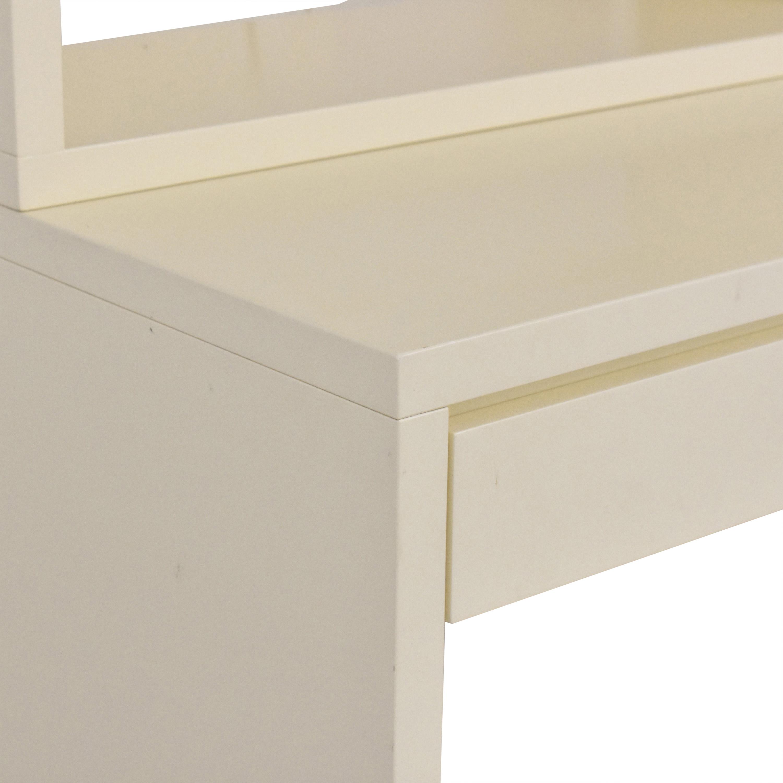Urbangreen Furniture Urbangreen Writing Desk with Hutch nj