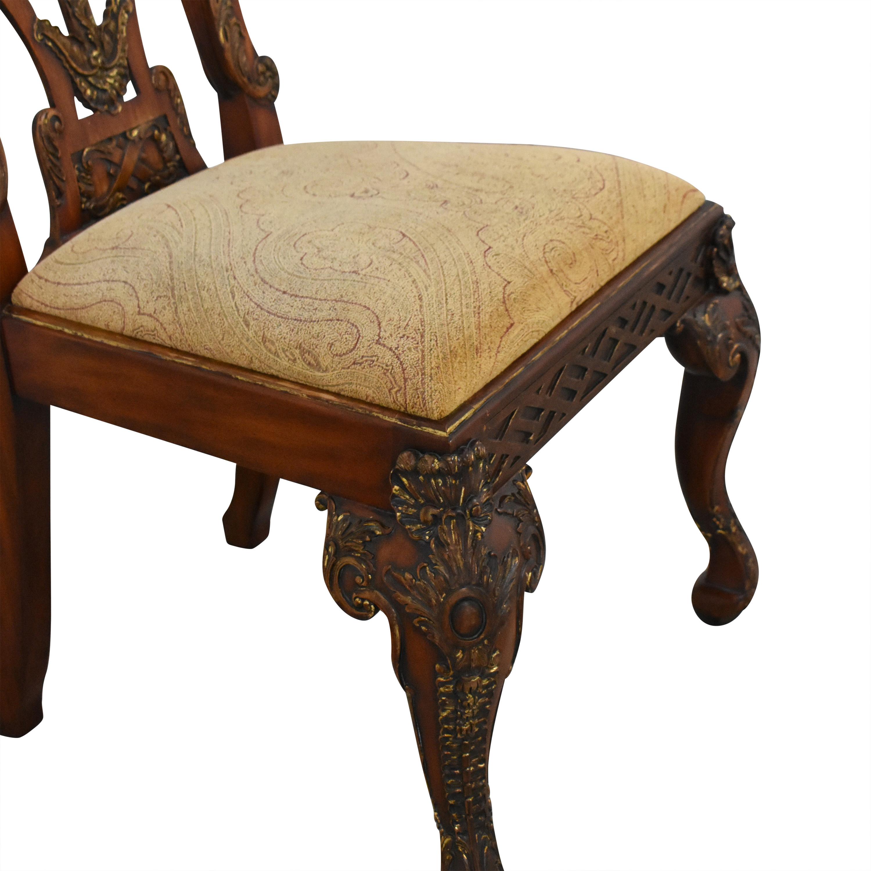 buy Maitland-Smith Decorative Dining Chair Maitland-Smith