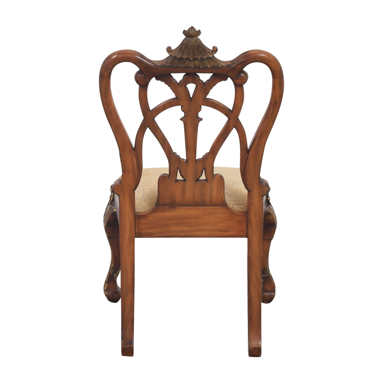 Maitland-Smith Decorative Dining Chair Maitland-Smith