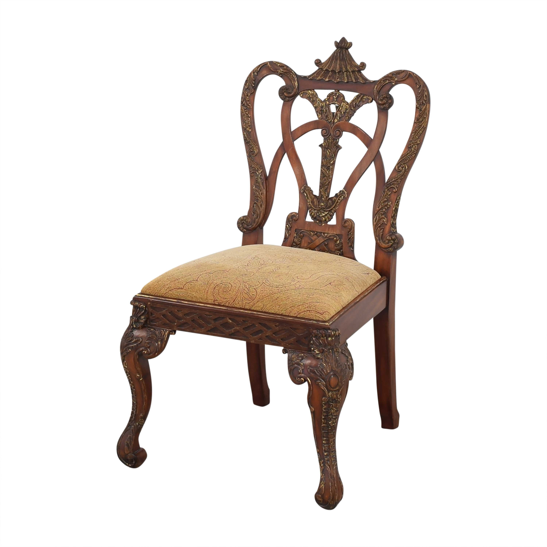 Maitland-Smith Maitland-Smith Decorative Dining Chair Chairs