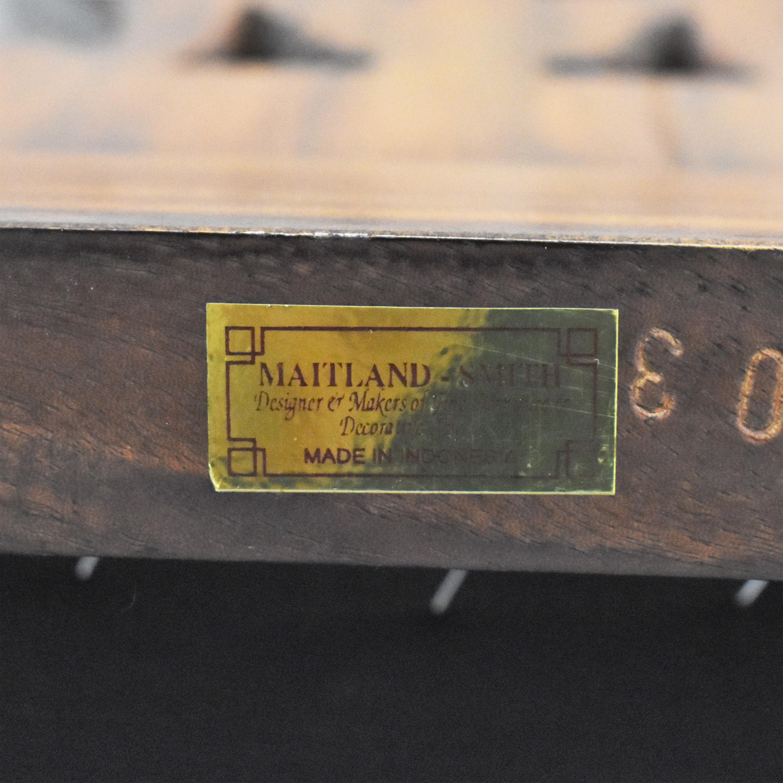 Maitland-Smith Maitland-Smith Decorative Dining Chair dimensions