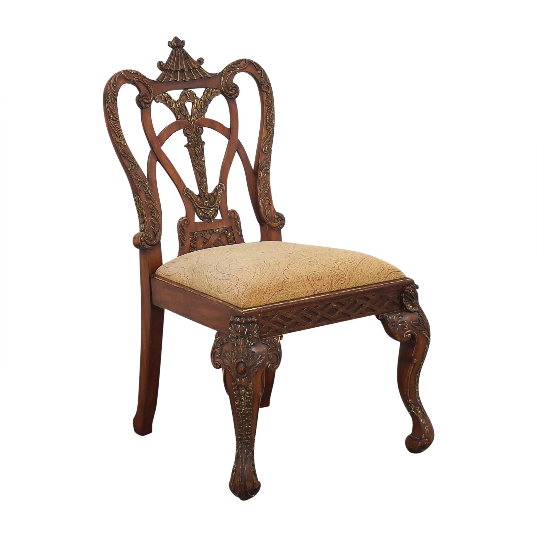 shop Maitland-Smith Decorative Dining Chair Maitland-Smith