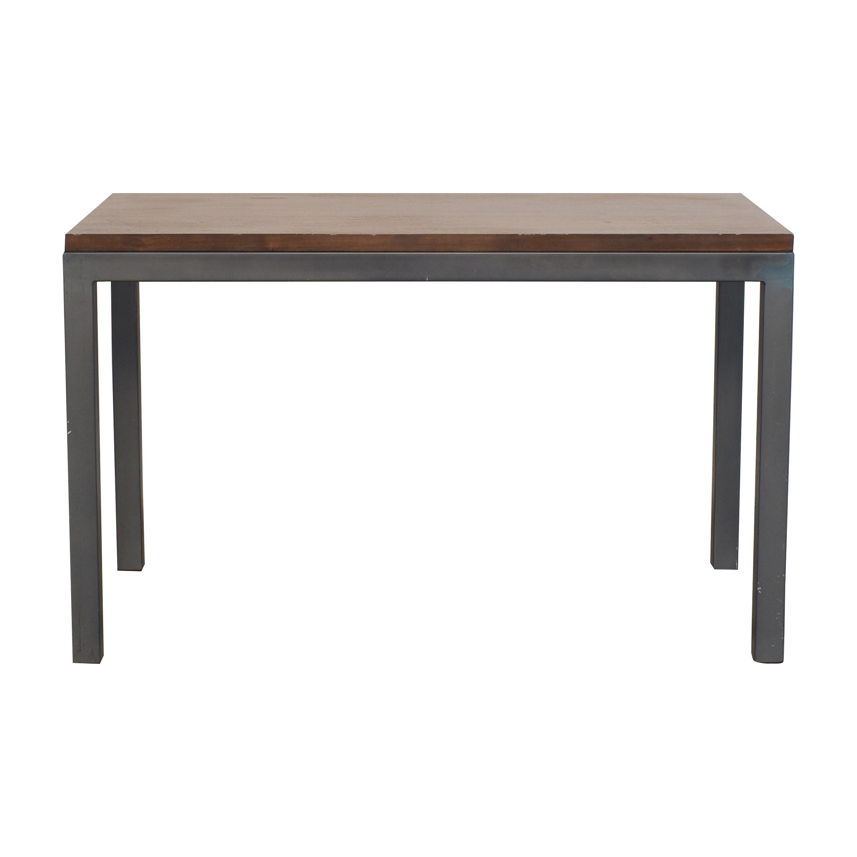 shop Room & Board Parsons Desk Room & Board Tables
