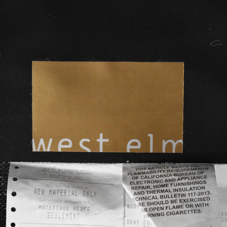 West Elm West Elm Urban Sofa dimensions