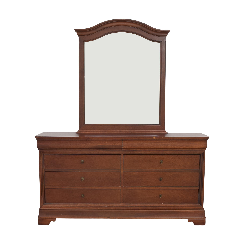 Thomasville Impressions Martinique Dresser with Mirror / Dressers