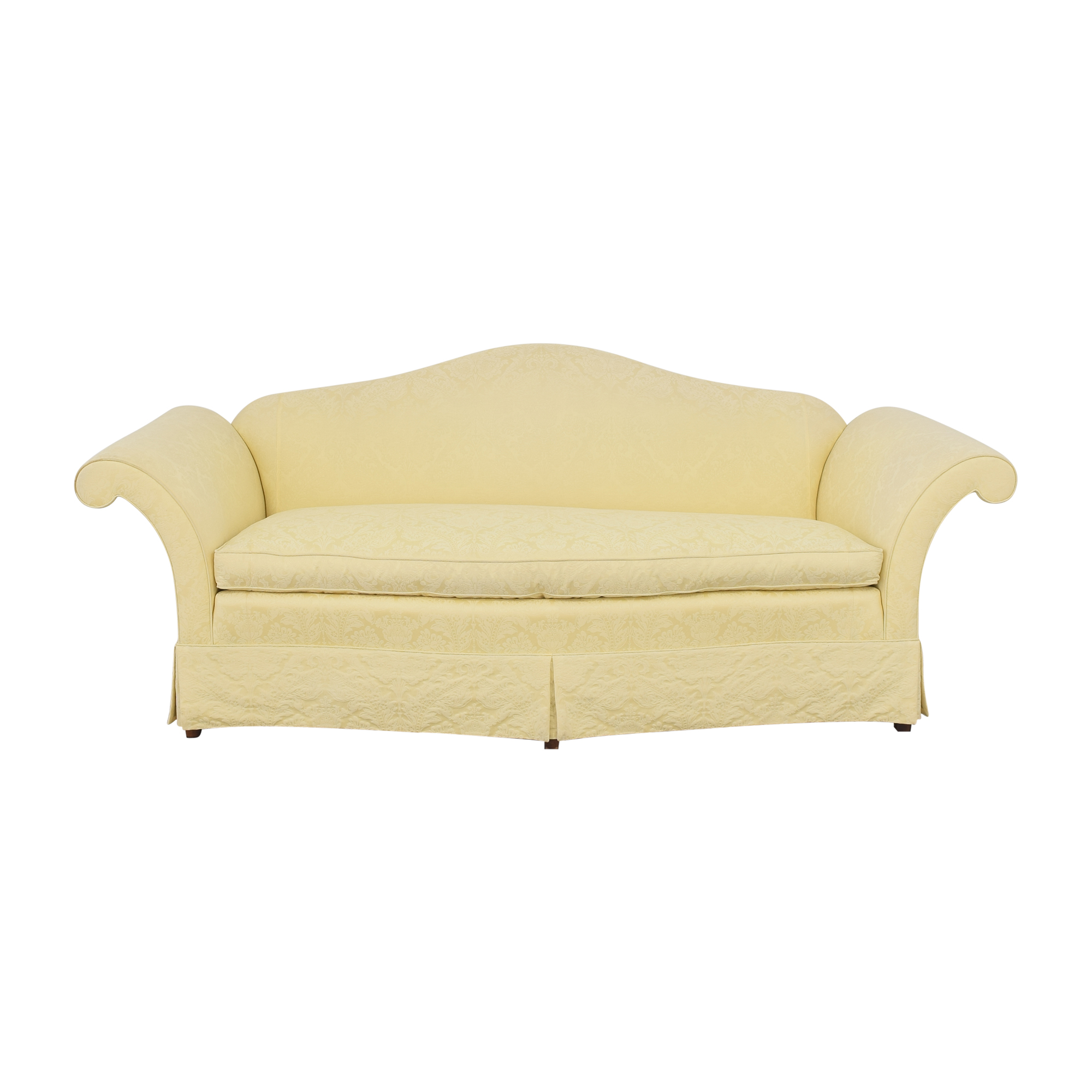 Southwood Southwood Camelback Bench Cushion Sofa second hand