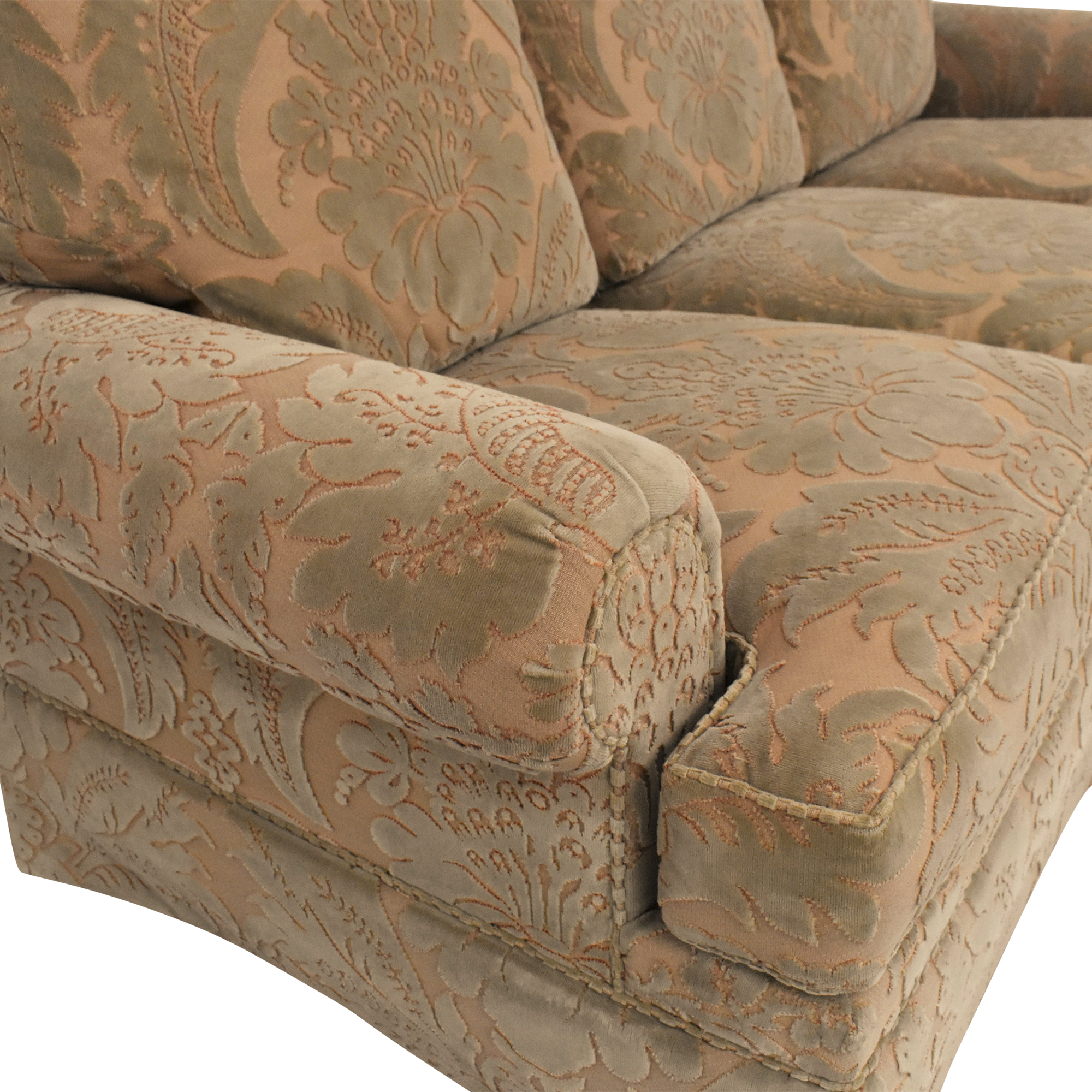 Hickory Chair Hickory Chair Sovereign Collection Devon Sofa Classic Sofas
