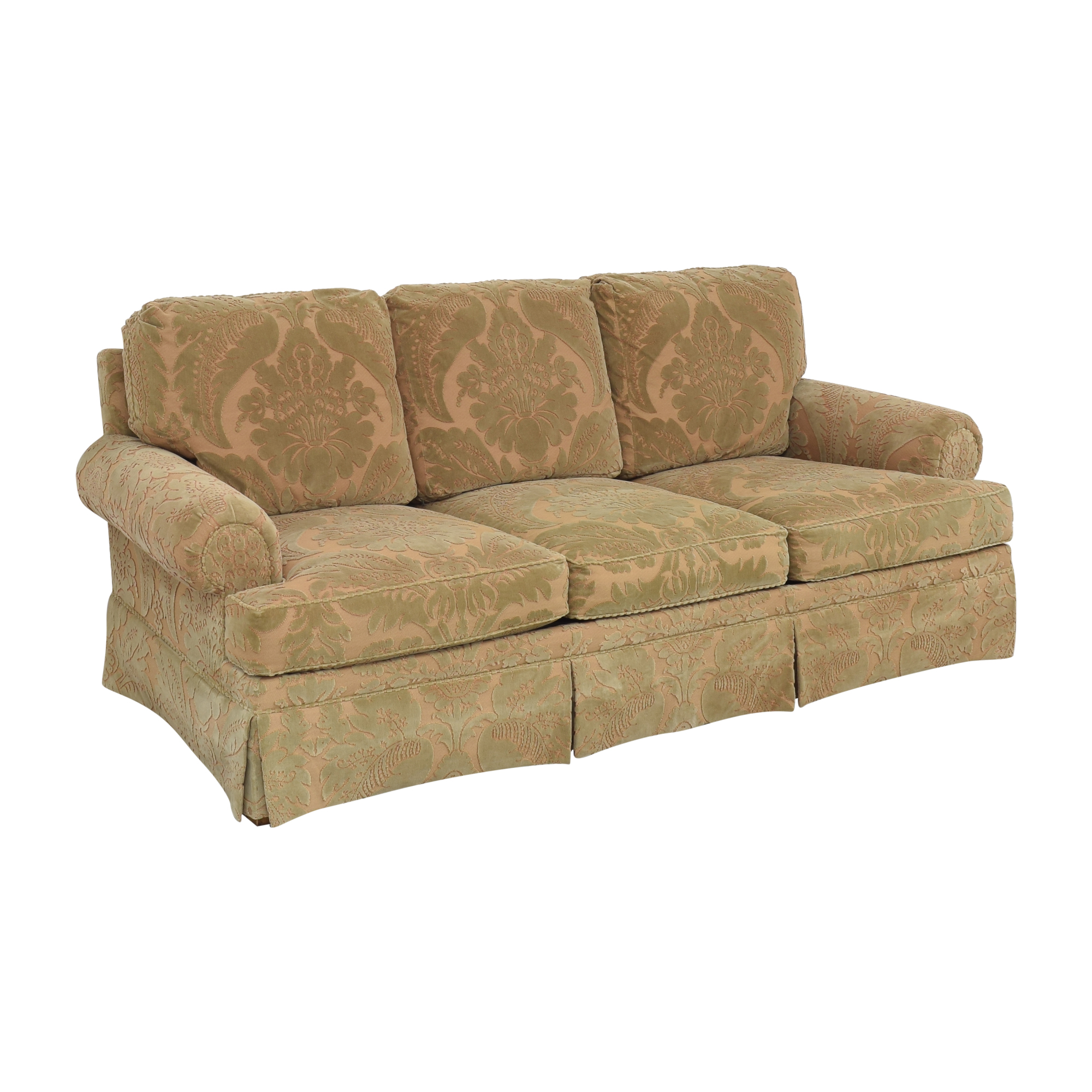 Hickory Chair Hickory Chair Sovereign Collection Devon Sofa nyc