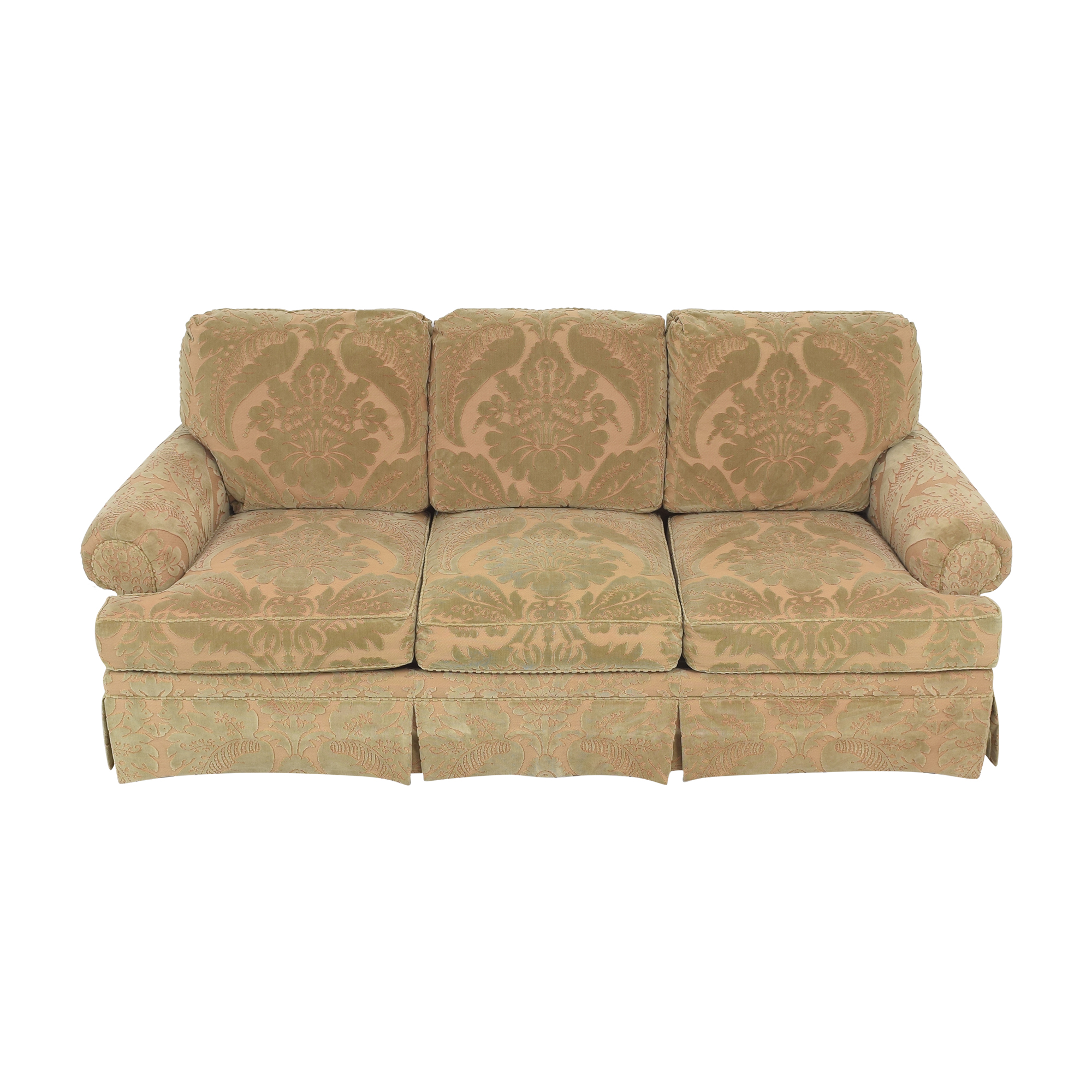 Hickory Chair Hickory Chair Sovereign Collection Devon Sofa discount