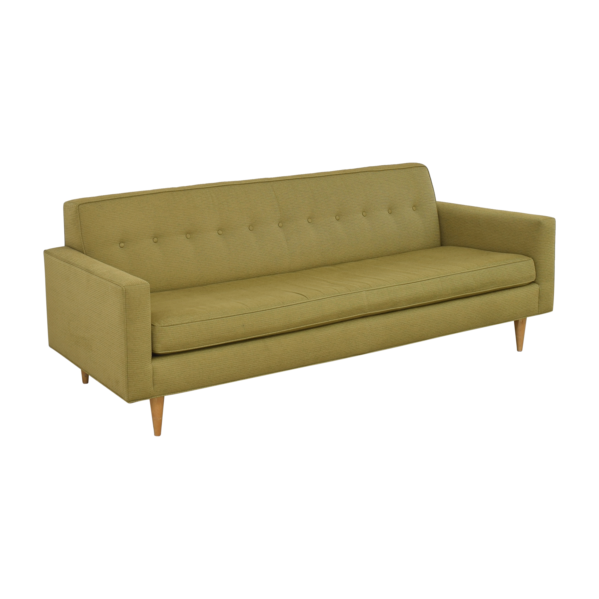 Design Within Reach Design Within Reach Bantam Mid Century Sofa discount