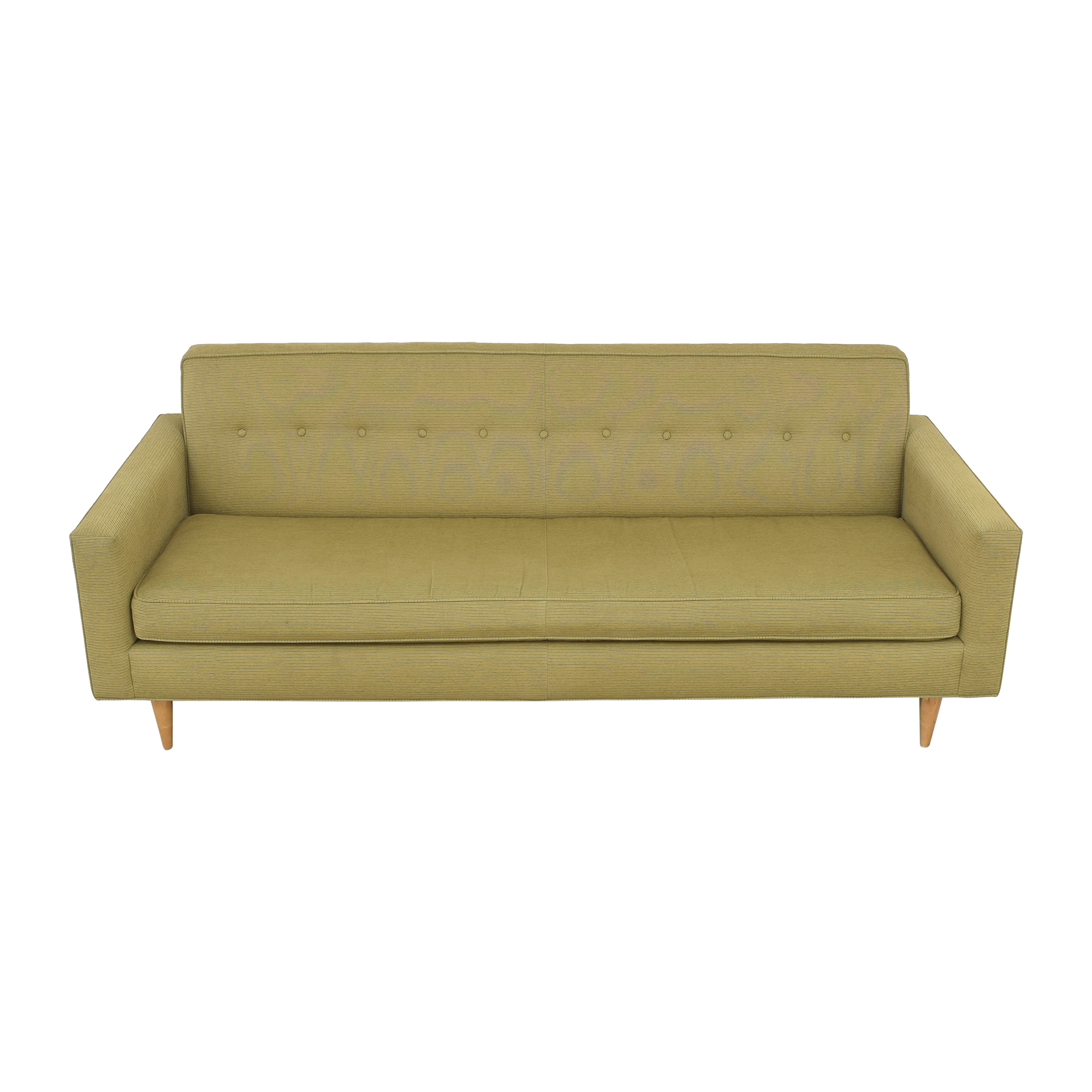 Design Within Reach Design Within Reach Bantam Mid Century Sofa pa