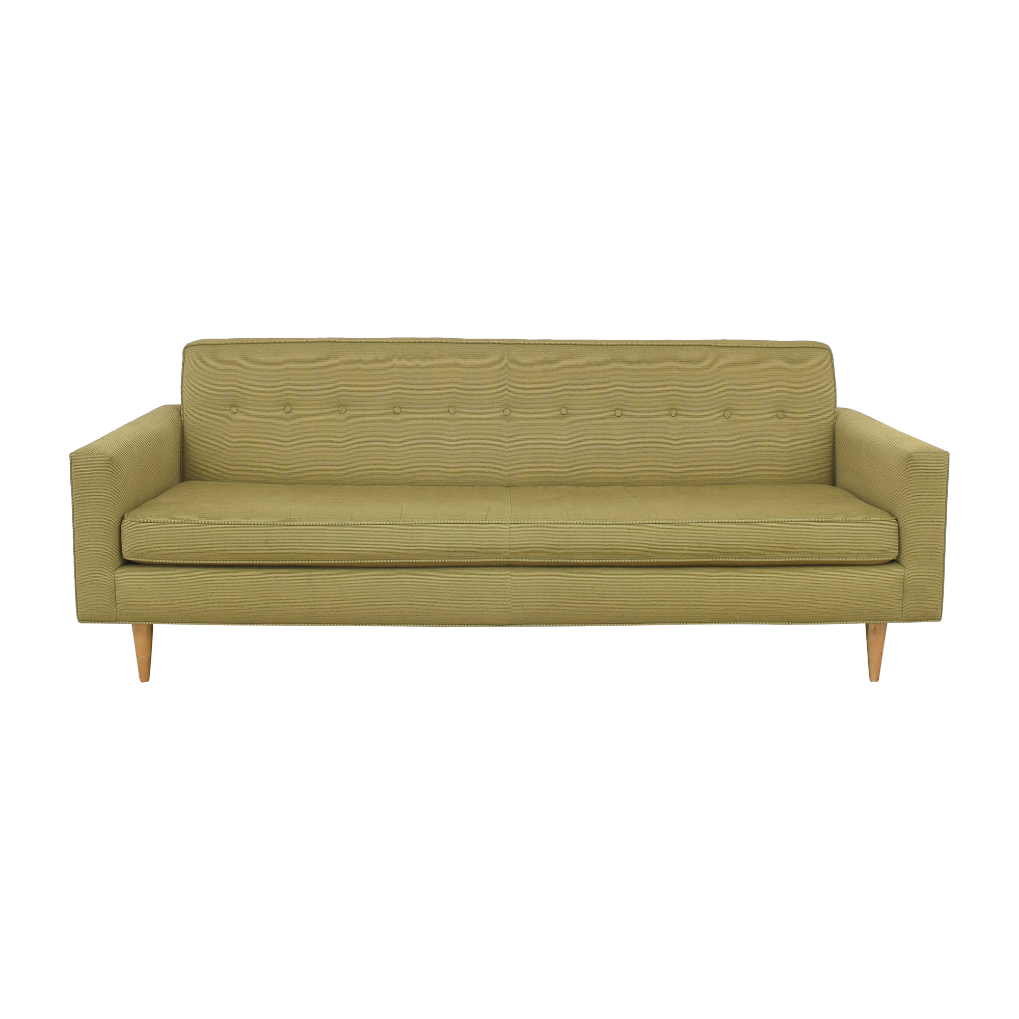 buy Design Within Reach Bantam Mid Century Sofa Design Within Reach Classic Sofas