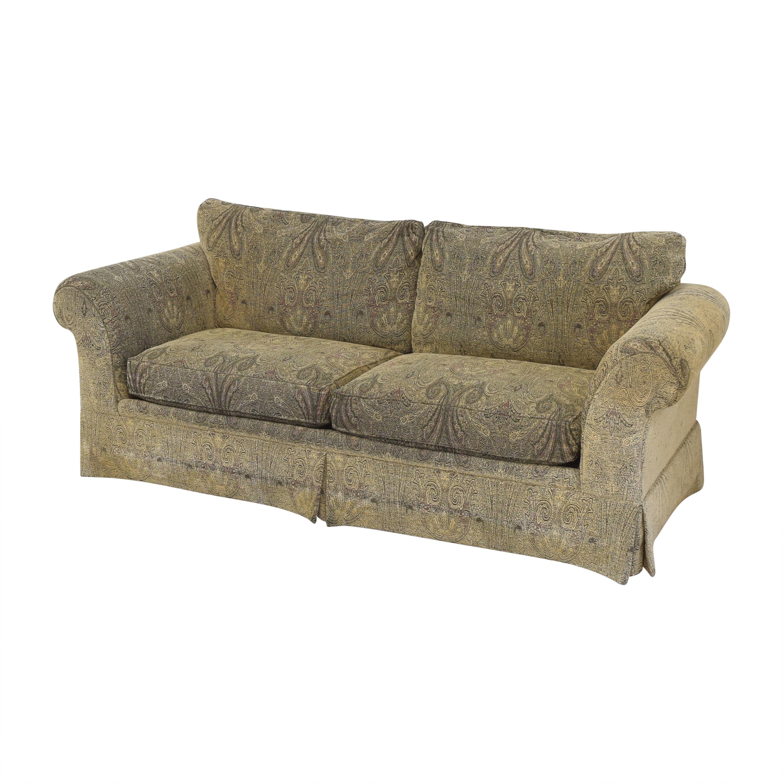 buy Sherill Furniture Two Cushion Sofa Sherrill Furniture Sofas