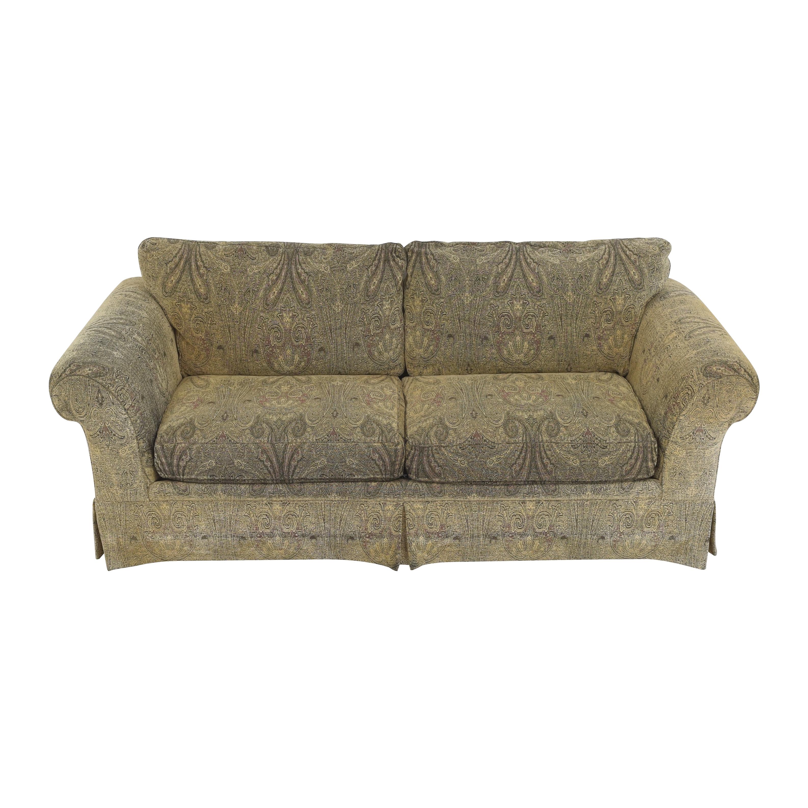 Sherrill Furniture Sherill Furniture Two Cushion Sofa pa