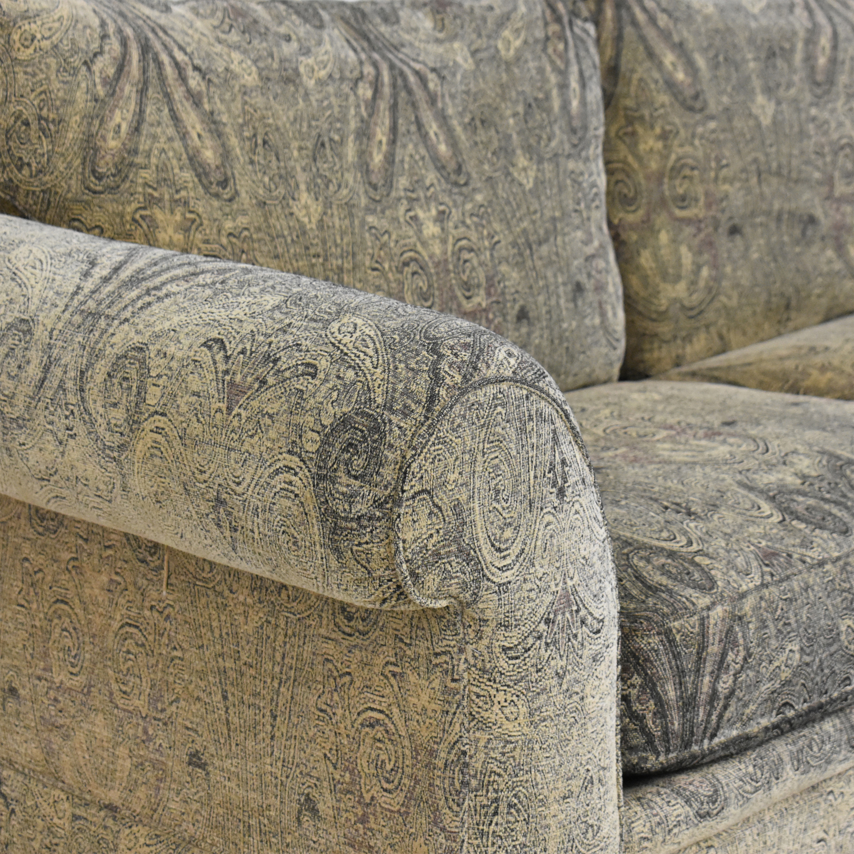 shop Sherill Furniture Two Cushion Sofa Sherrill Furniture Classic Sofas