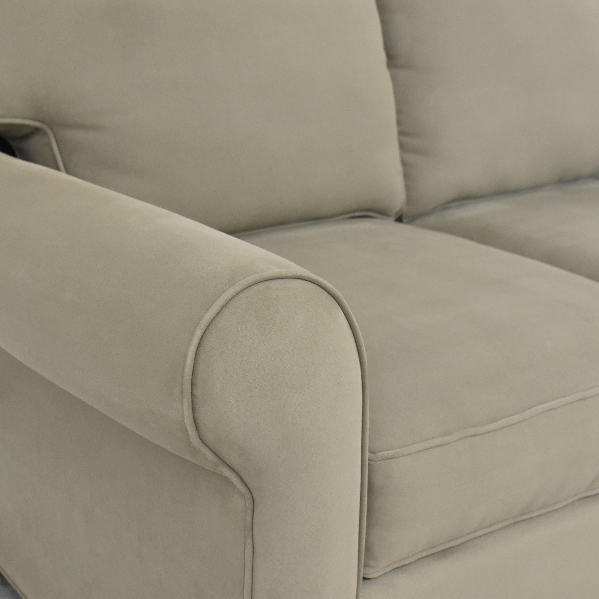 buy Raymour & Flanigan Roll Arm Sofa Raymour & Flanigan Classic Sofas
