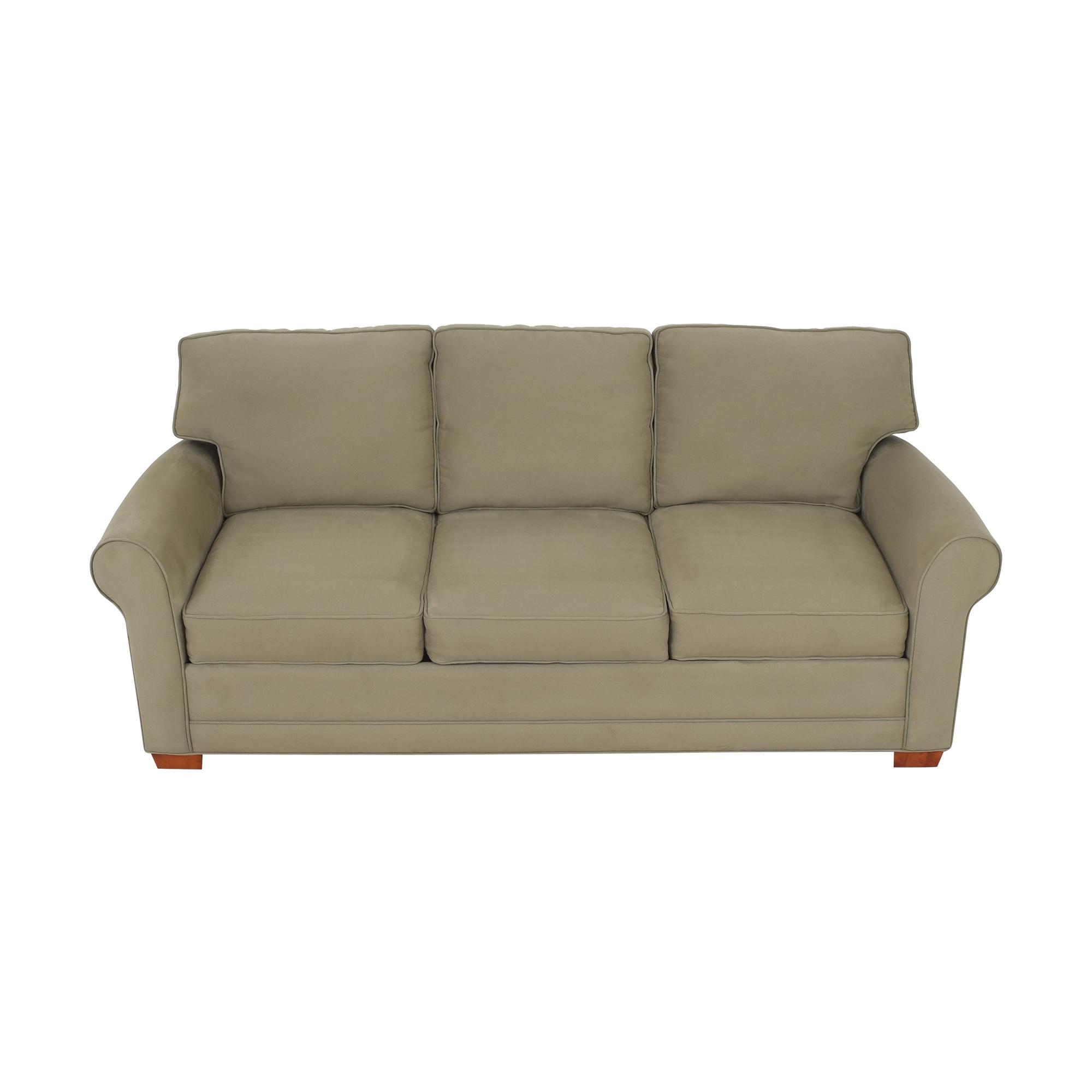 Raymour & Flanigan Raymour & Flanigan Roll Arm Sofa price