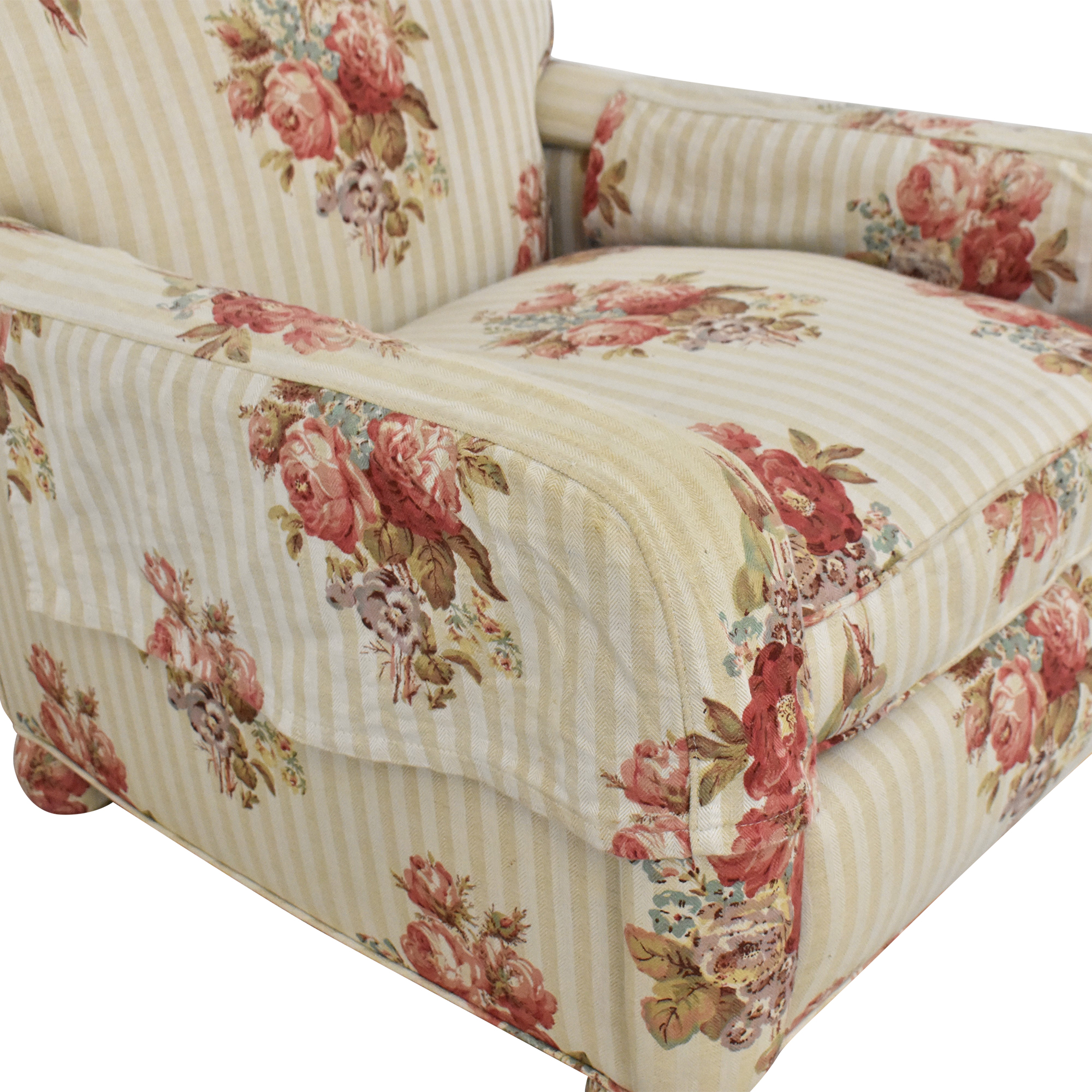 Hickory Chair Upholstered Club Chair Hickory Chair