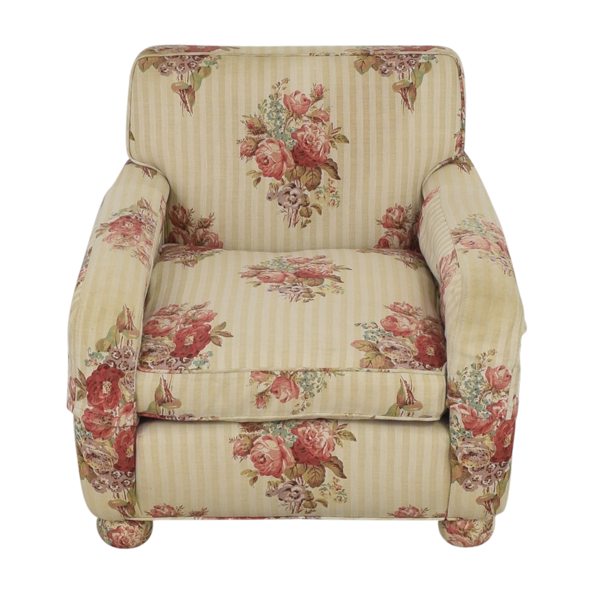 Hickory Chair Hickory Chair Upholstered Club Chair discount