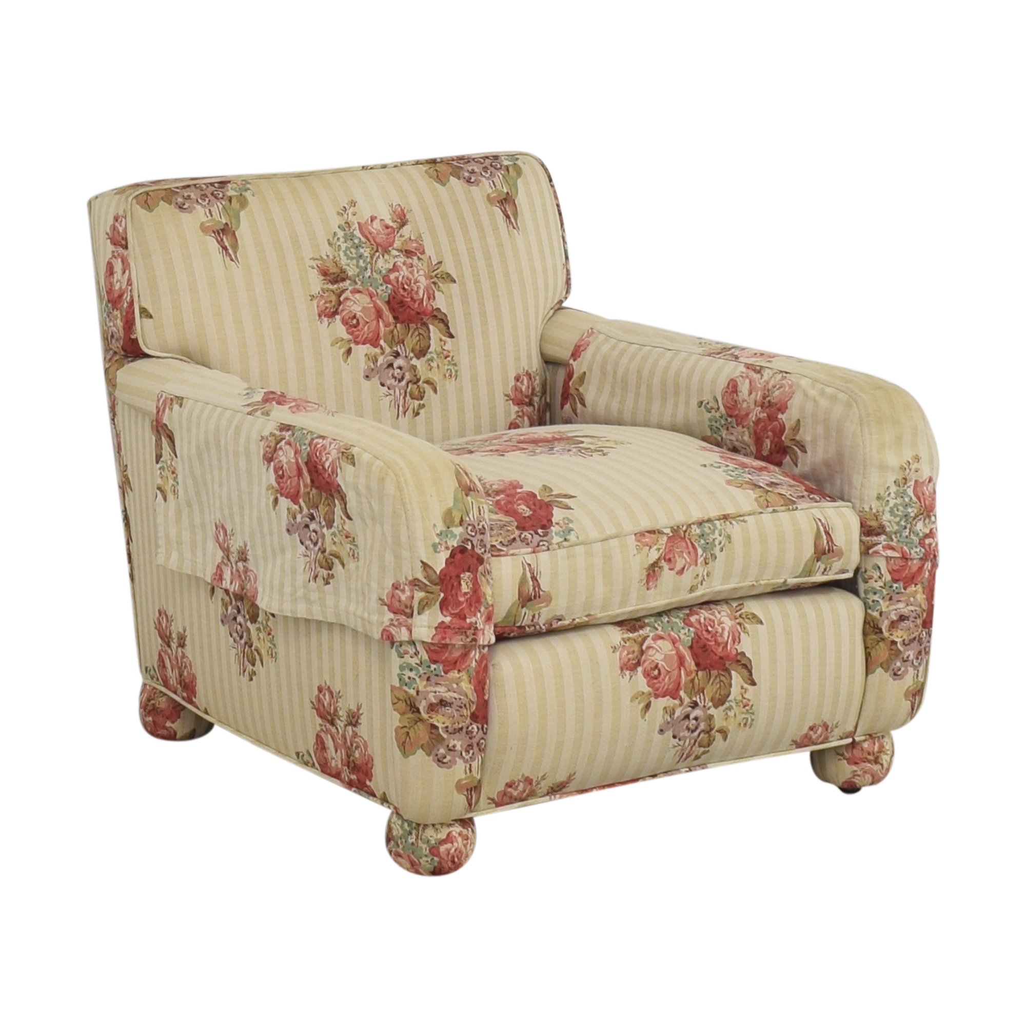 Hickory Chair Hickory Chair Upholstered Club Chair coupon
