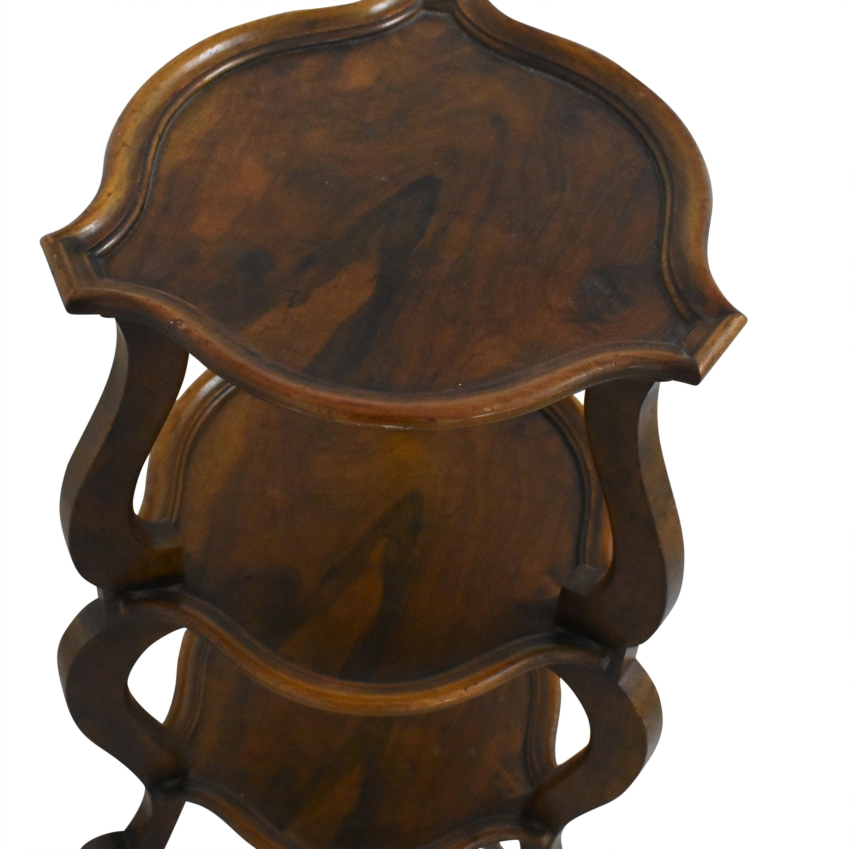 shop Baker Furniture Tiered Side Table Baker Furniture Tables