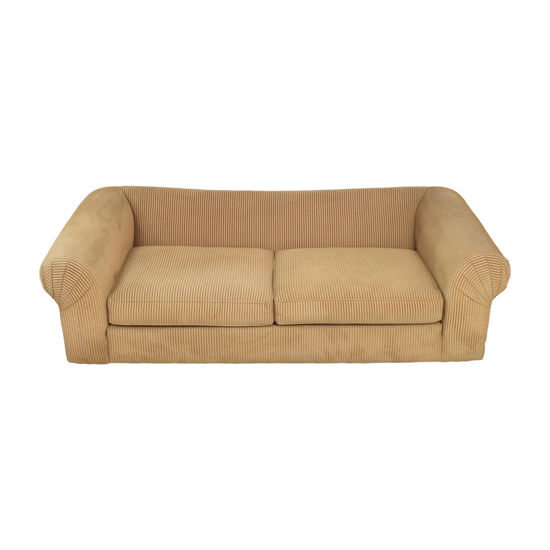 buy Bauhaus Furniture Gotham Two Cushion Sofa Bauhaus Furniture Sofas