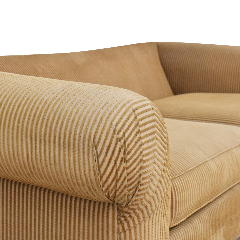 Bauhaus Furniture Bauhaus Furniture Gotham Two Cushion Sofa ma
