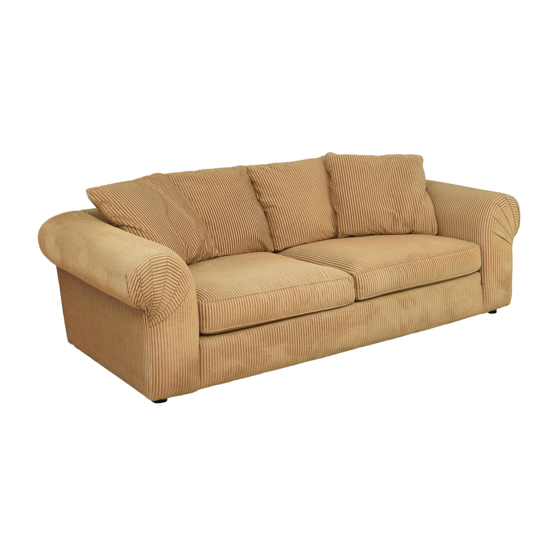 buy Bauhaus Furniture Gotham Two Cushion Sofa Bauhaus Furniture Classic Sofas