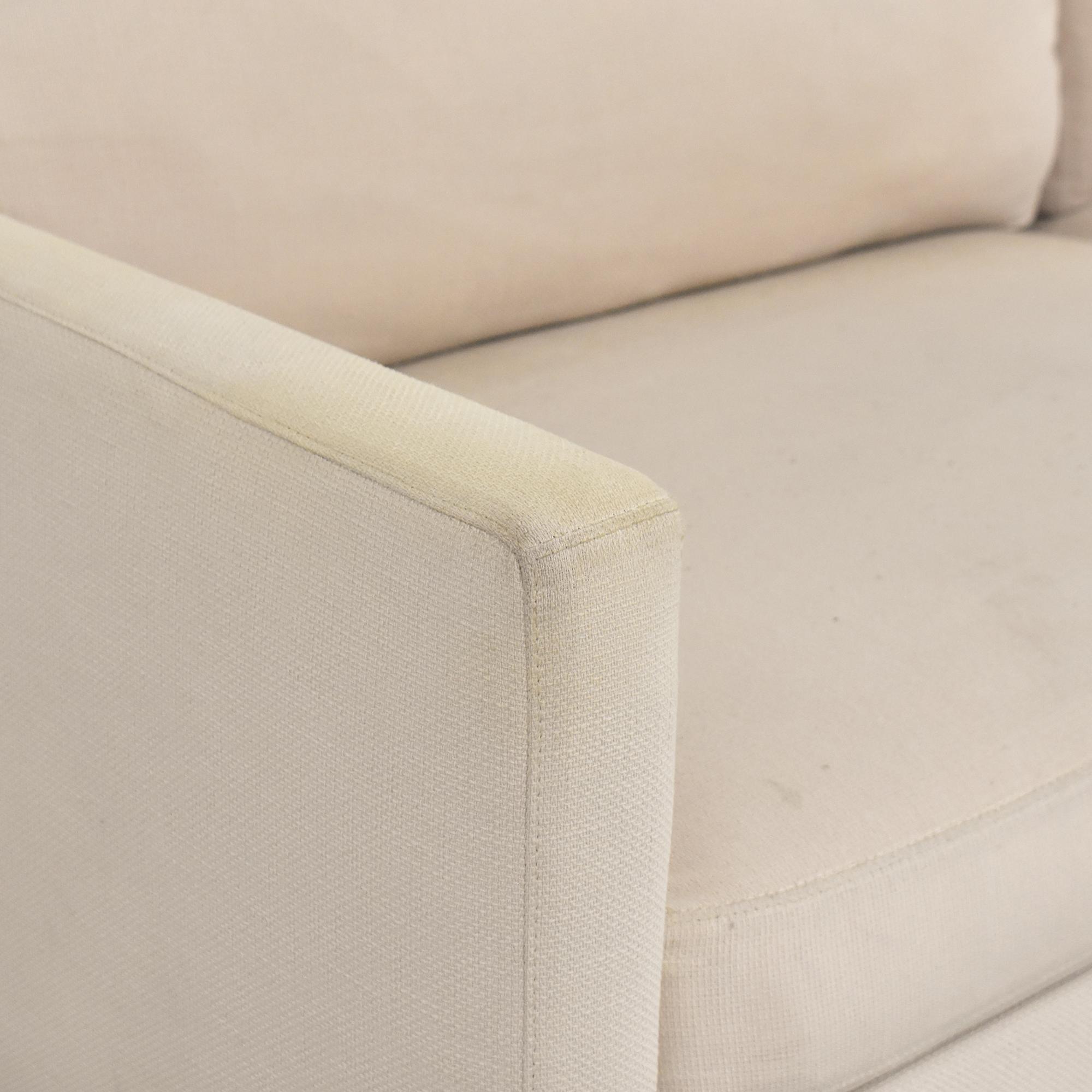 Room & Board Jasper Mid Century Sofa sale