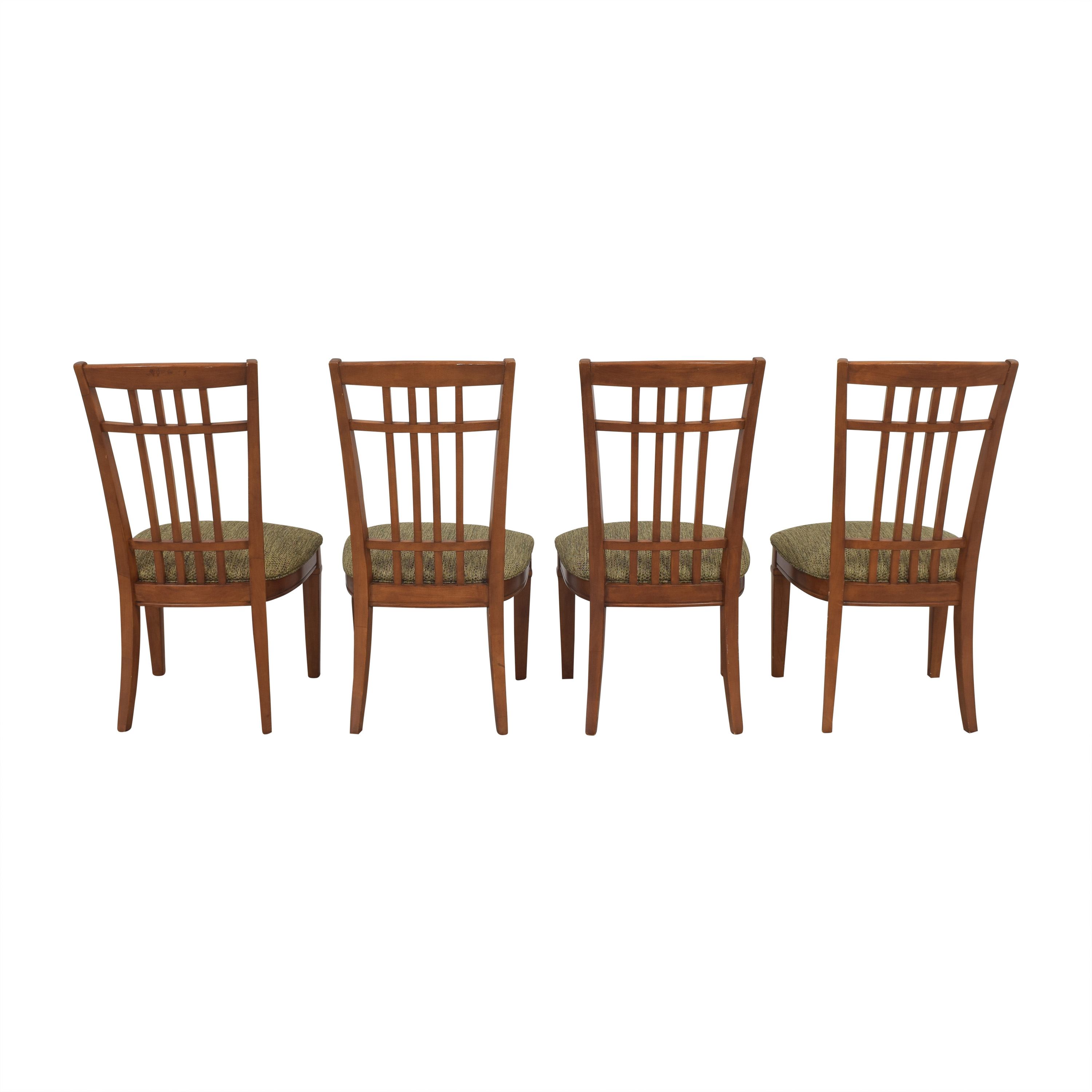 Thomasville Thomasville Bridges 2.0 Side Dining Chairs Brown