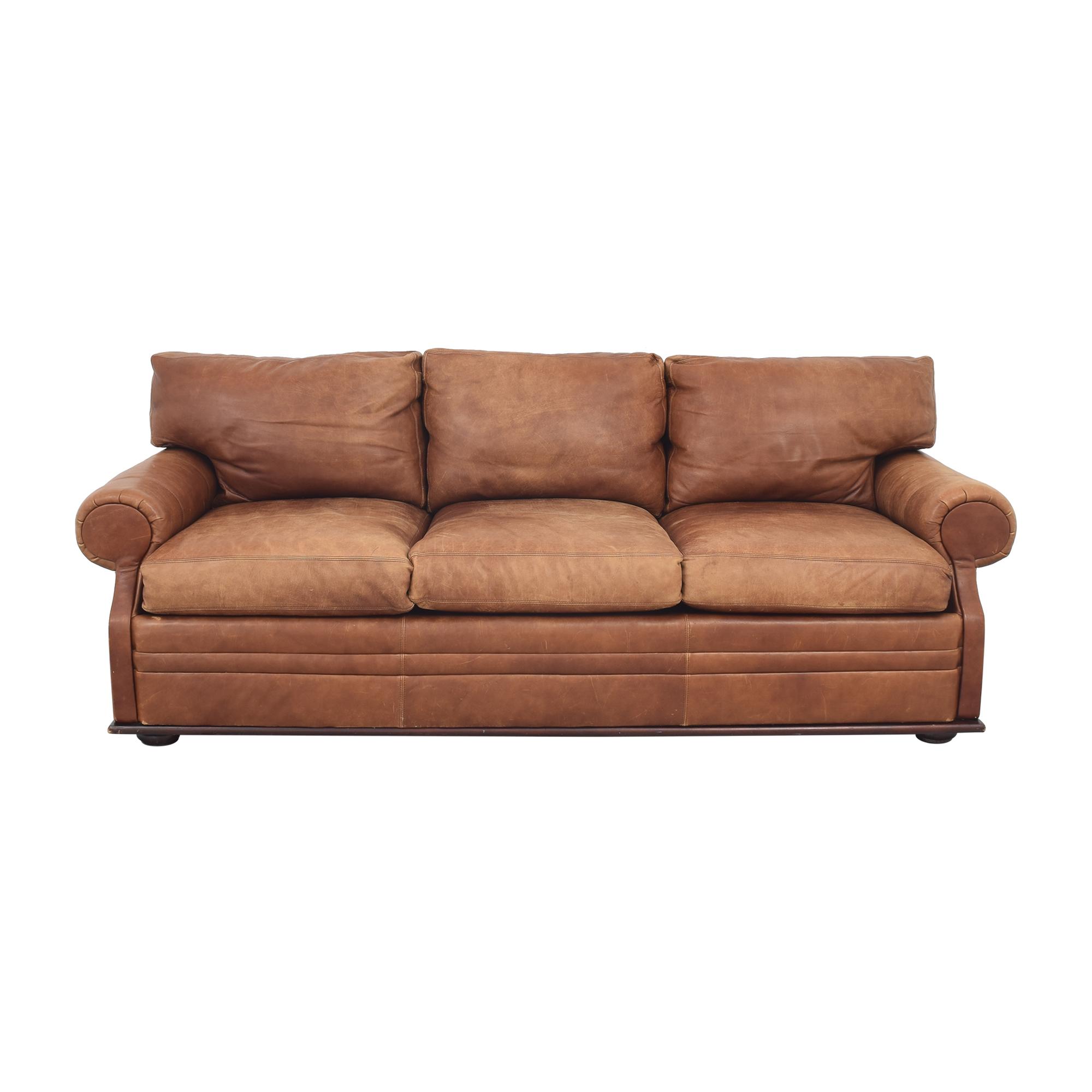 Ralph Lauren Home Ralph Lauren Three Seat Sofa ct