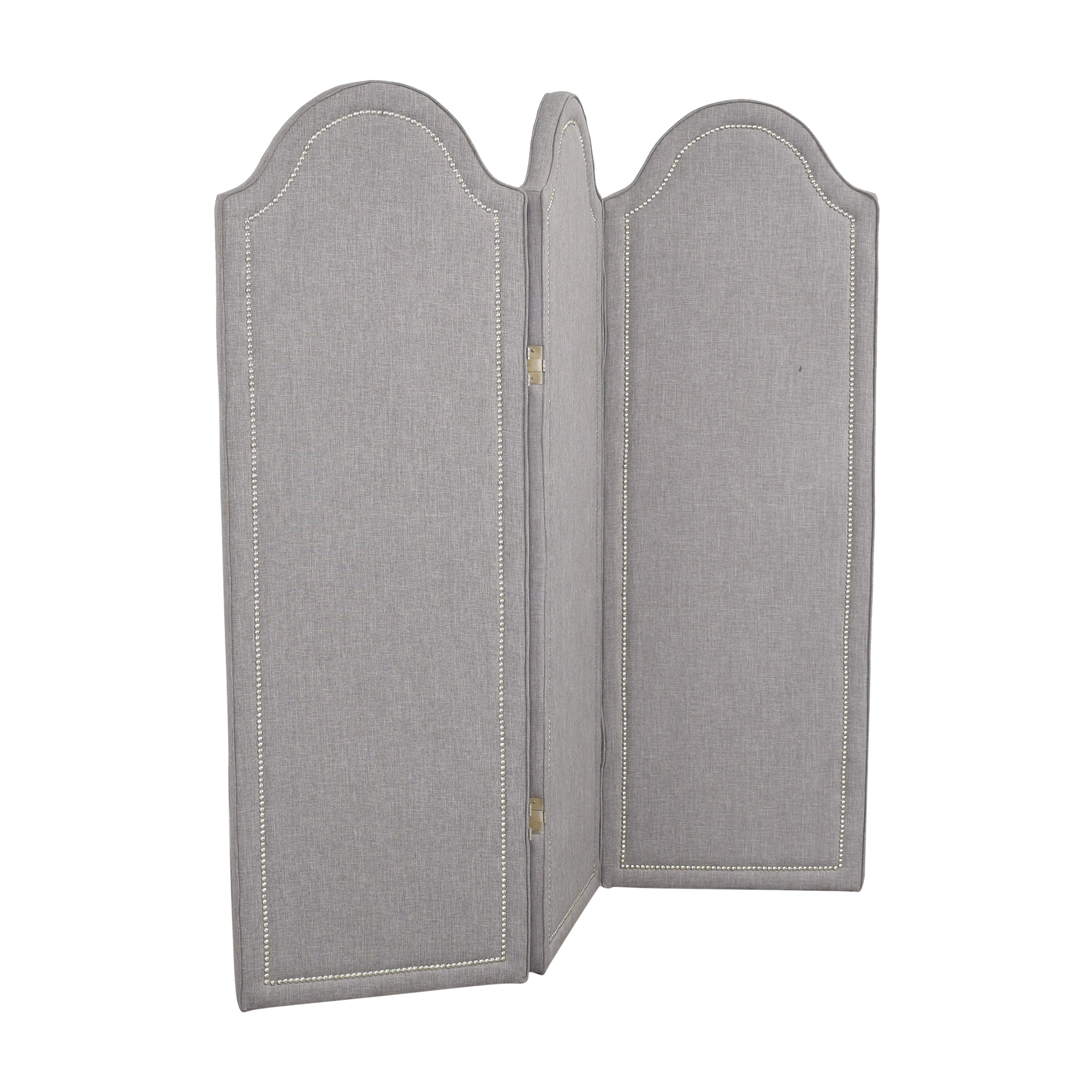 shop Custom Three Panel Folding Screen