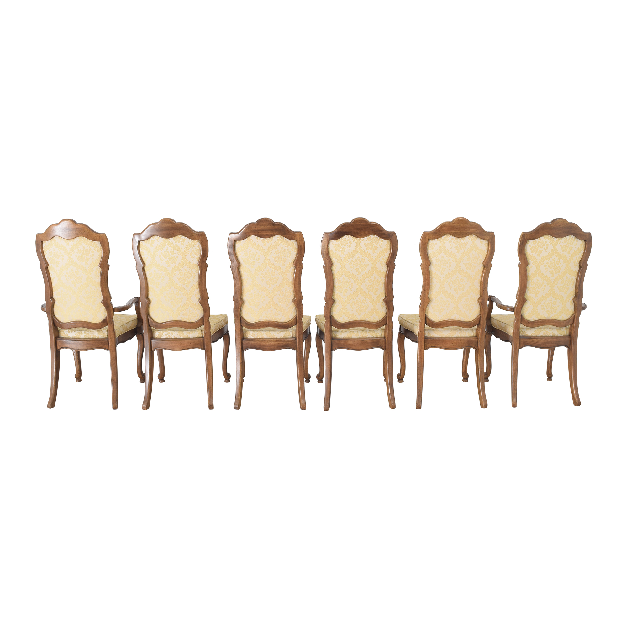 Thomasville Thomasville Upholstered Dining Chairs ma
