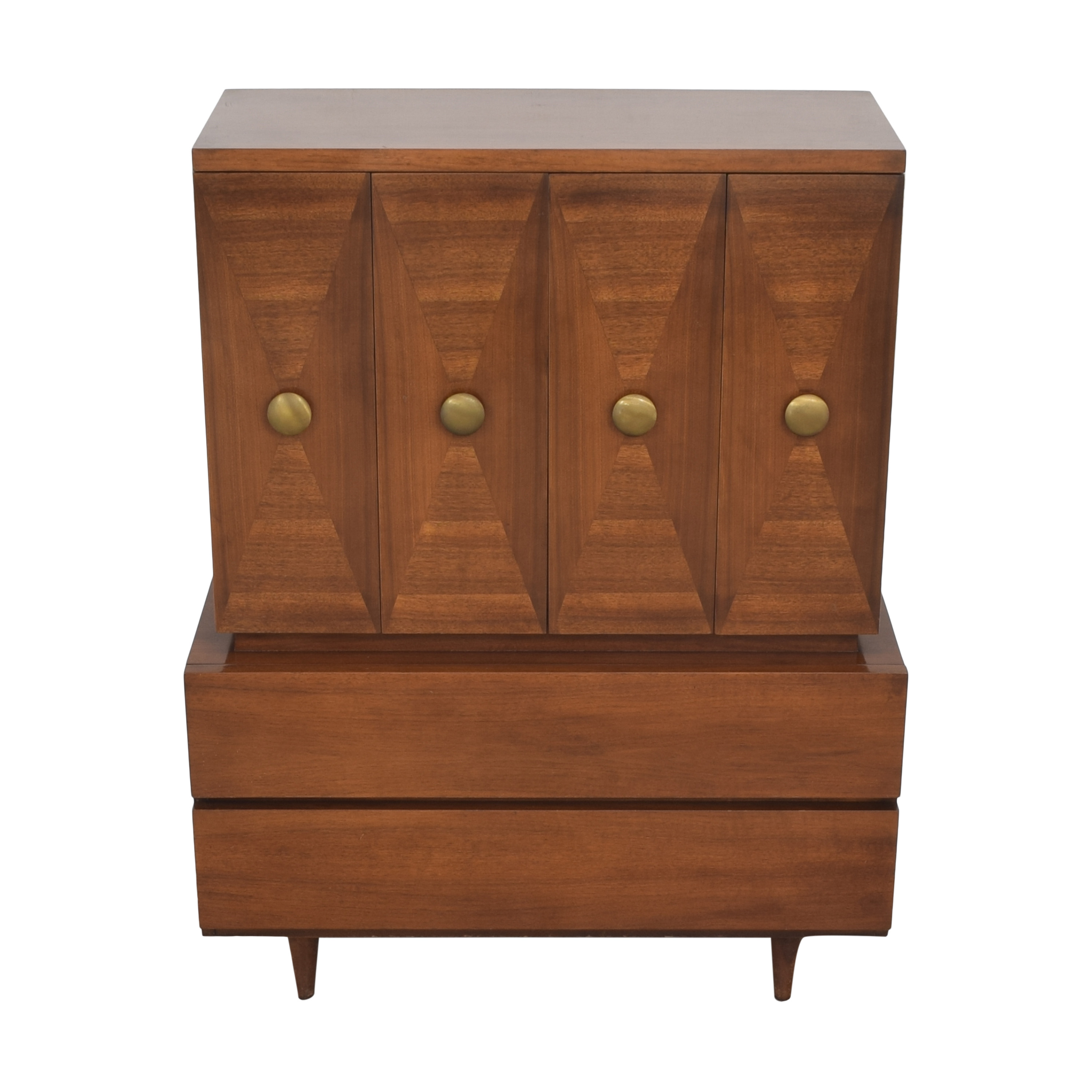 American of Martinsville American of Martinsville Bedroom Cabinet for sale