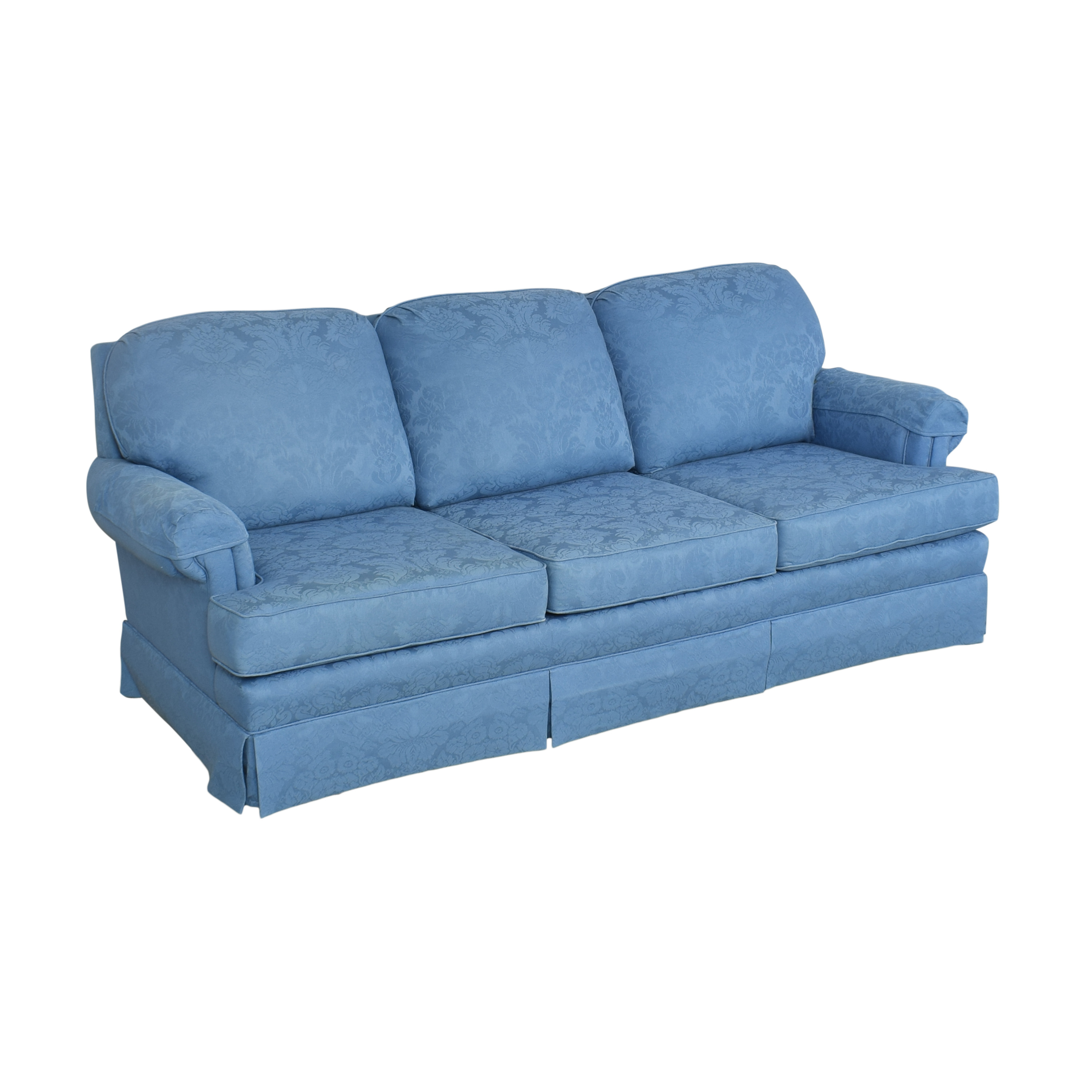 Norwalk Furniture Norwalk Three Cushion Sofa pa