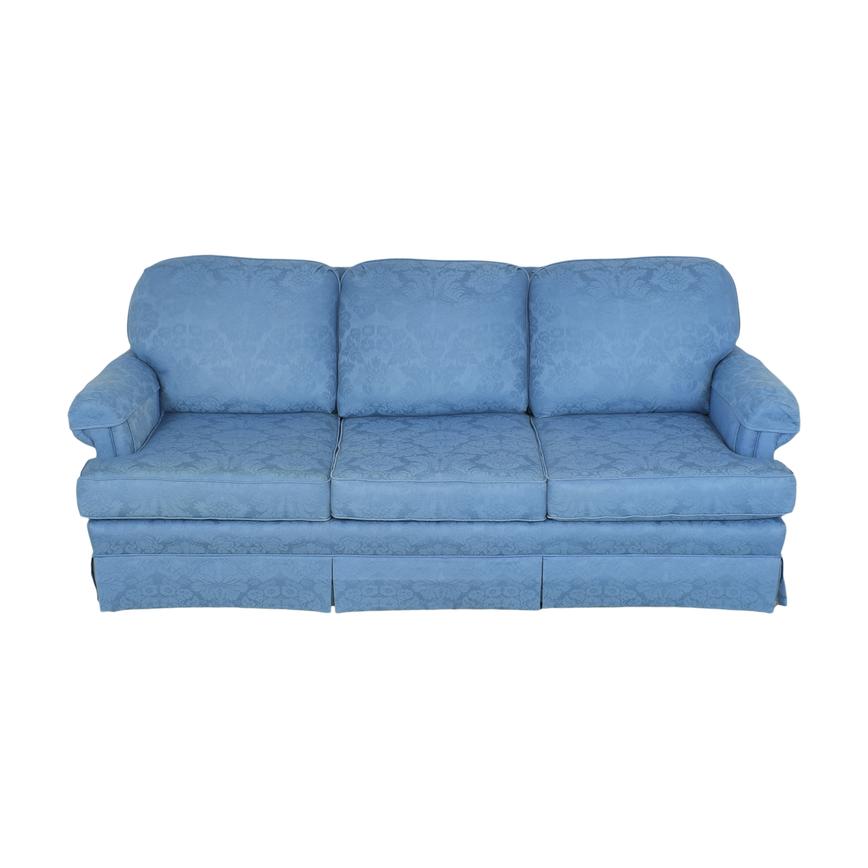 Norwalk Furniture Norwalk Three Cushion Sofa