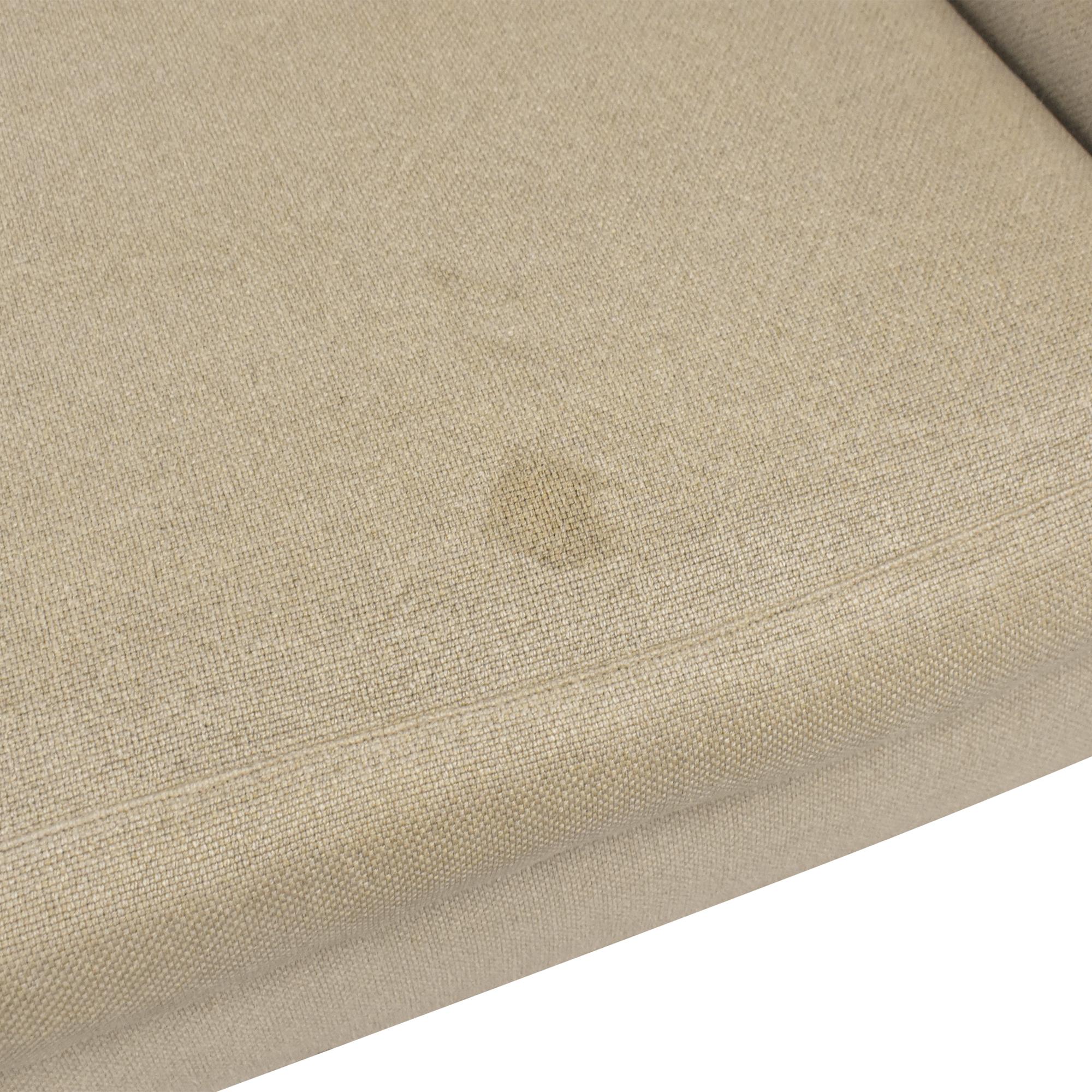 ABC Carpet & Home Contemporary Sofa / Sofas