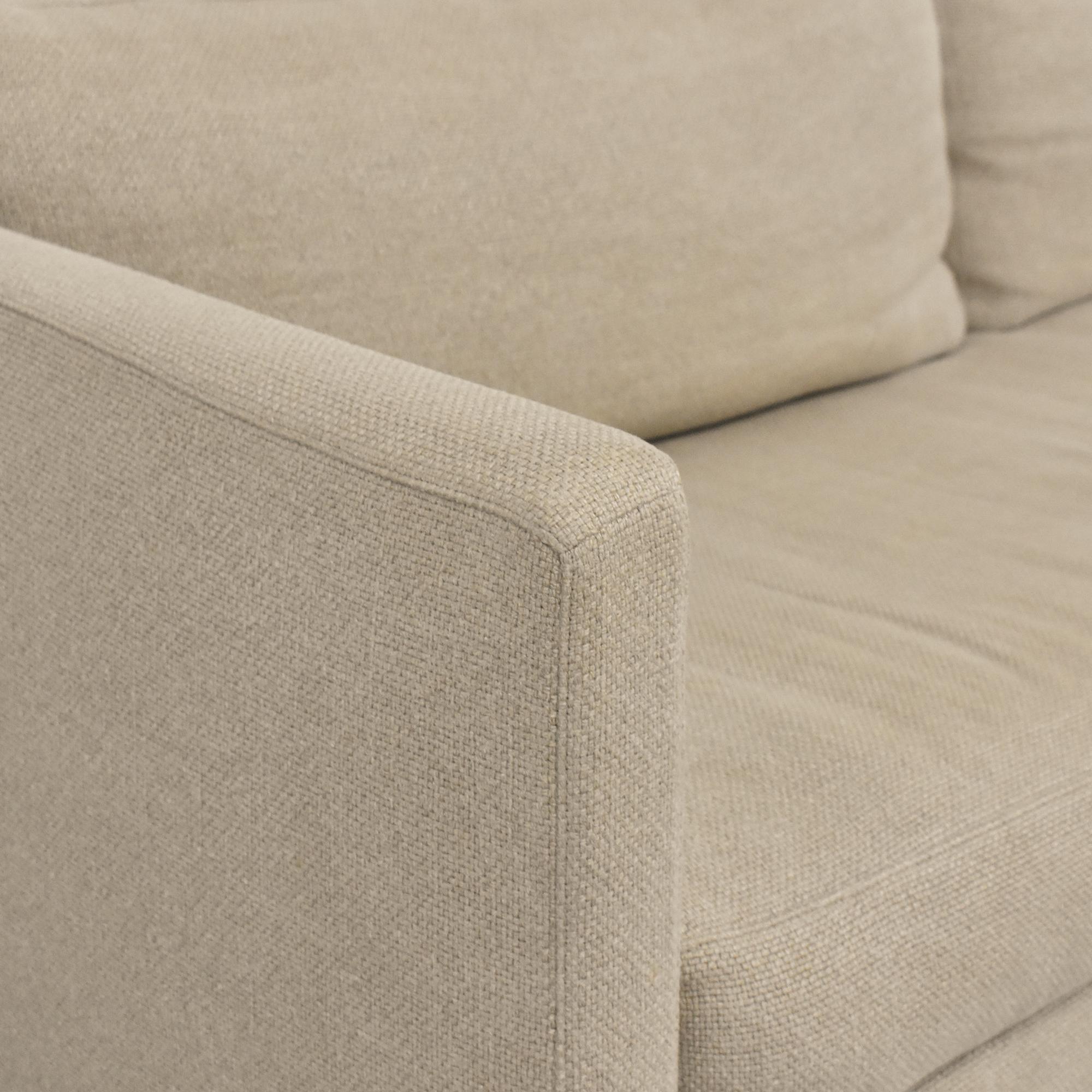 ABC Carpet & Home ABC Carpet & Home Contemporary Sofa nj