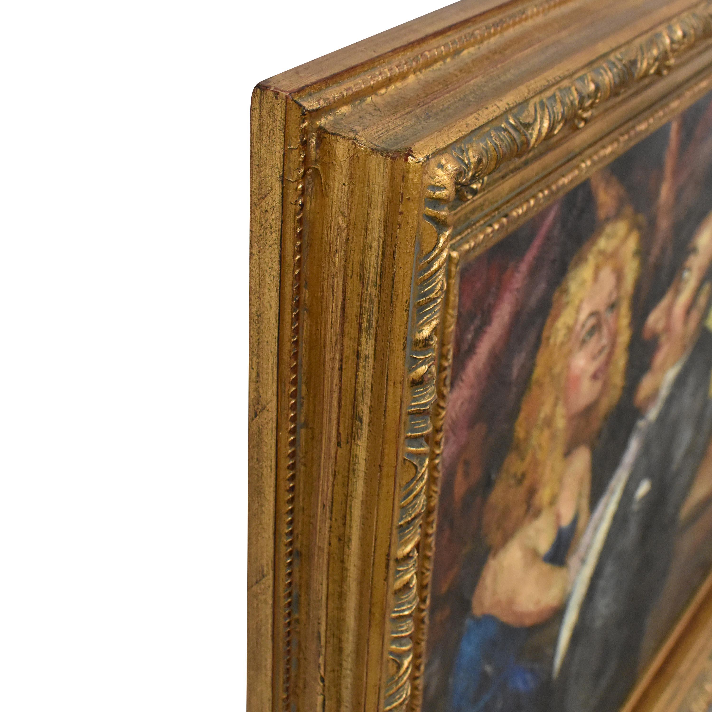 Timeless Treasures Framed Wall Art / Decor